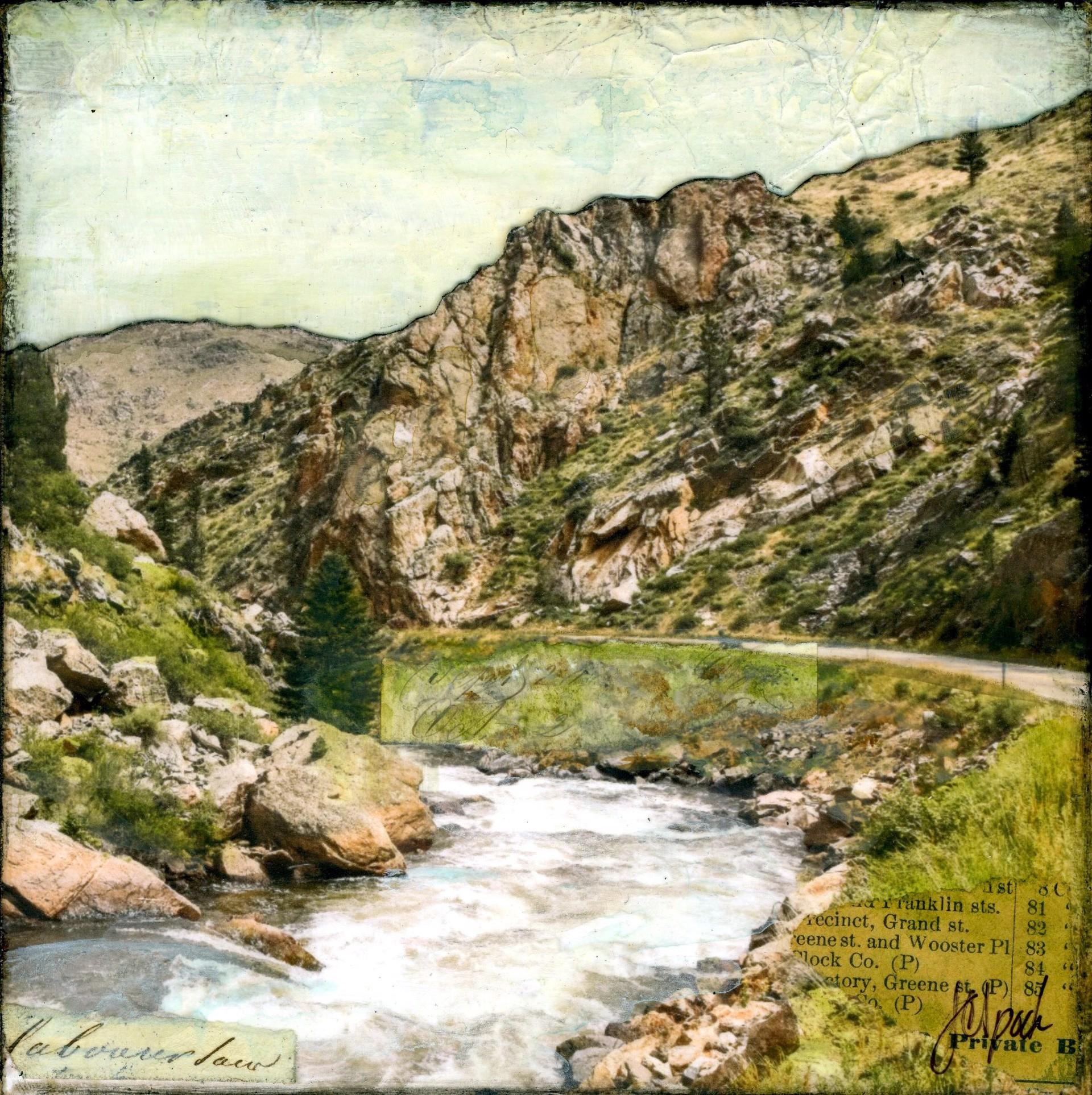 Verdant Canyon by JC Spock