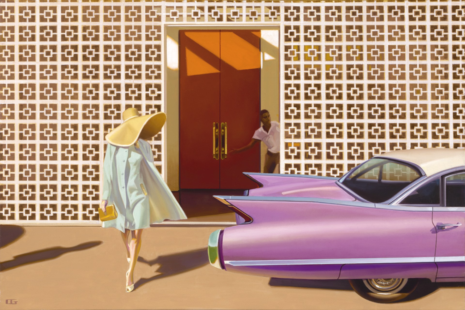 Pick Me up in The Parker  by Carrie Graber