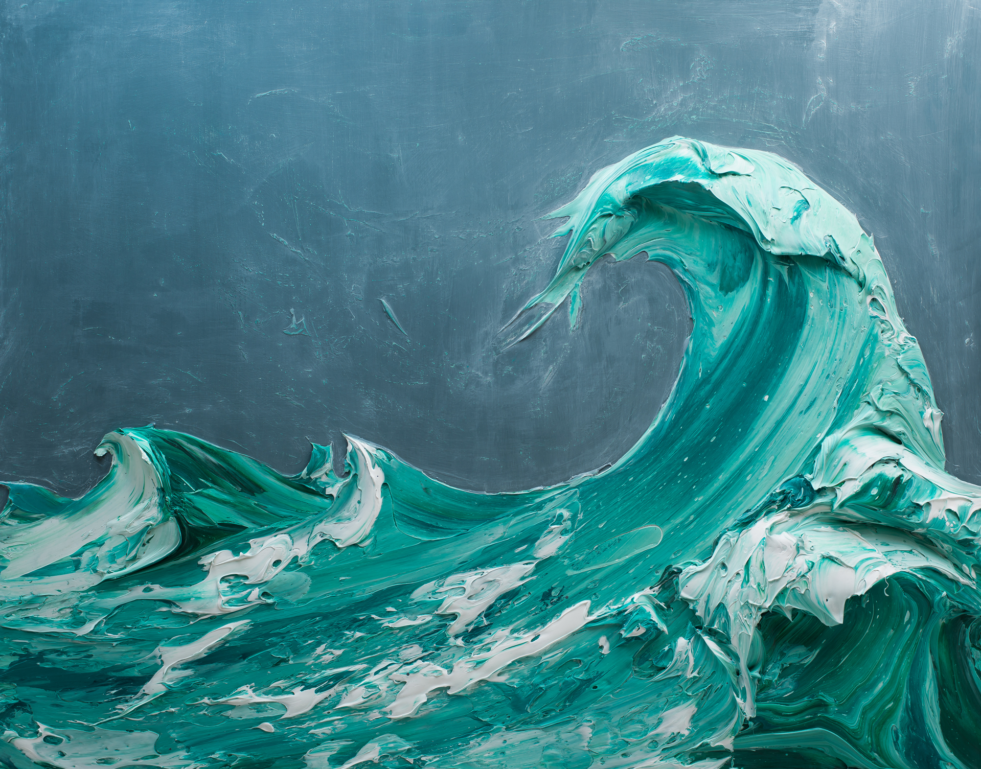 Wave by JUSTIN GAFFREY