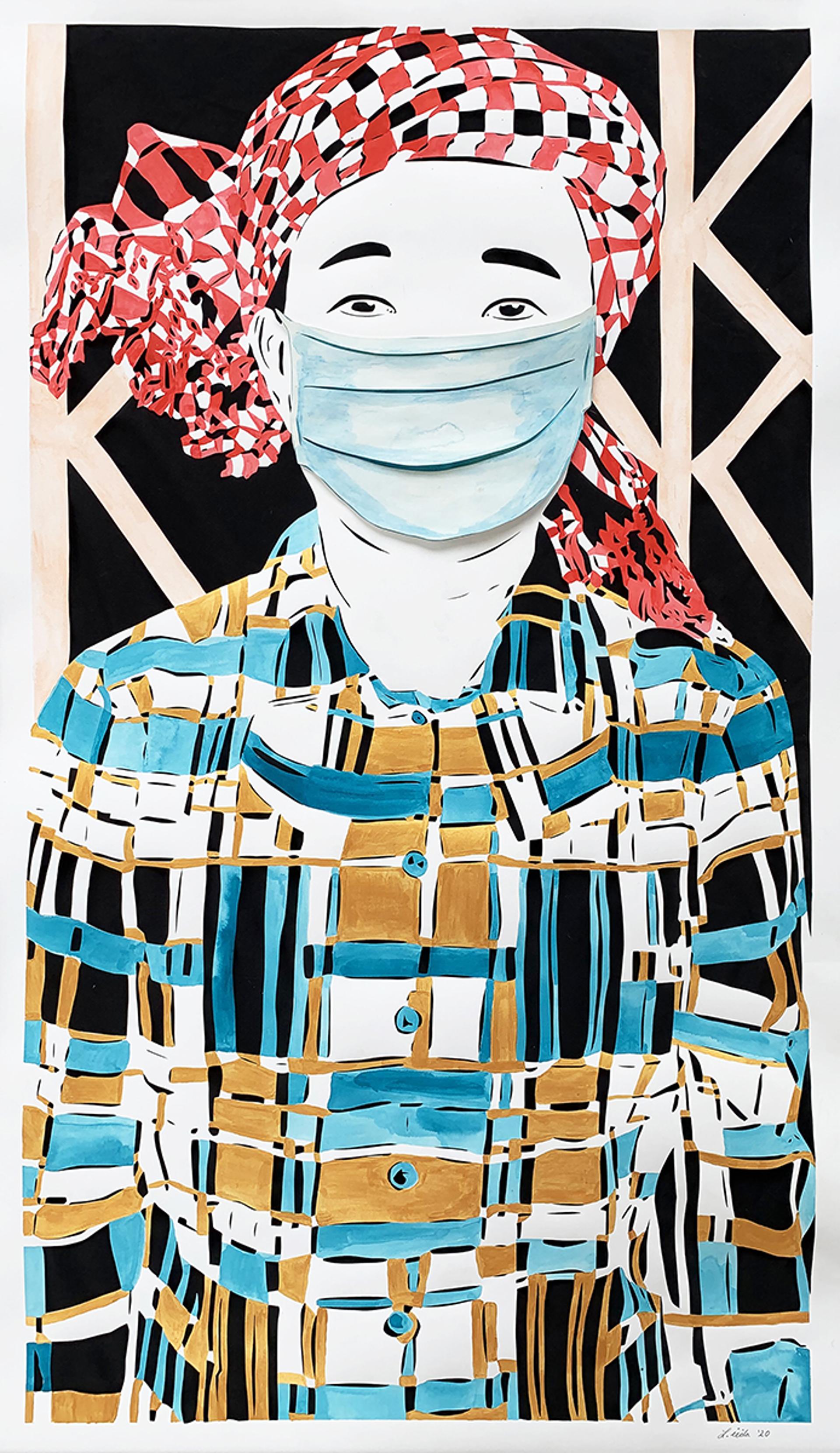 28. Dangerous: The Artist's Wife of the Current Era by Lauren Iida