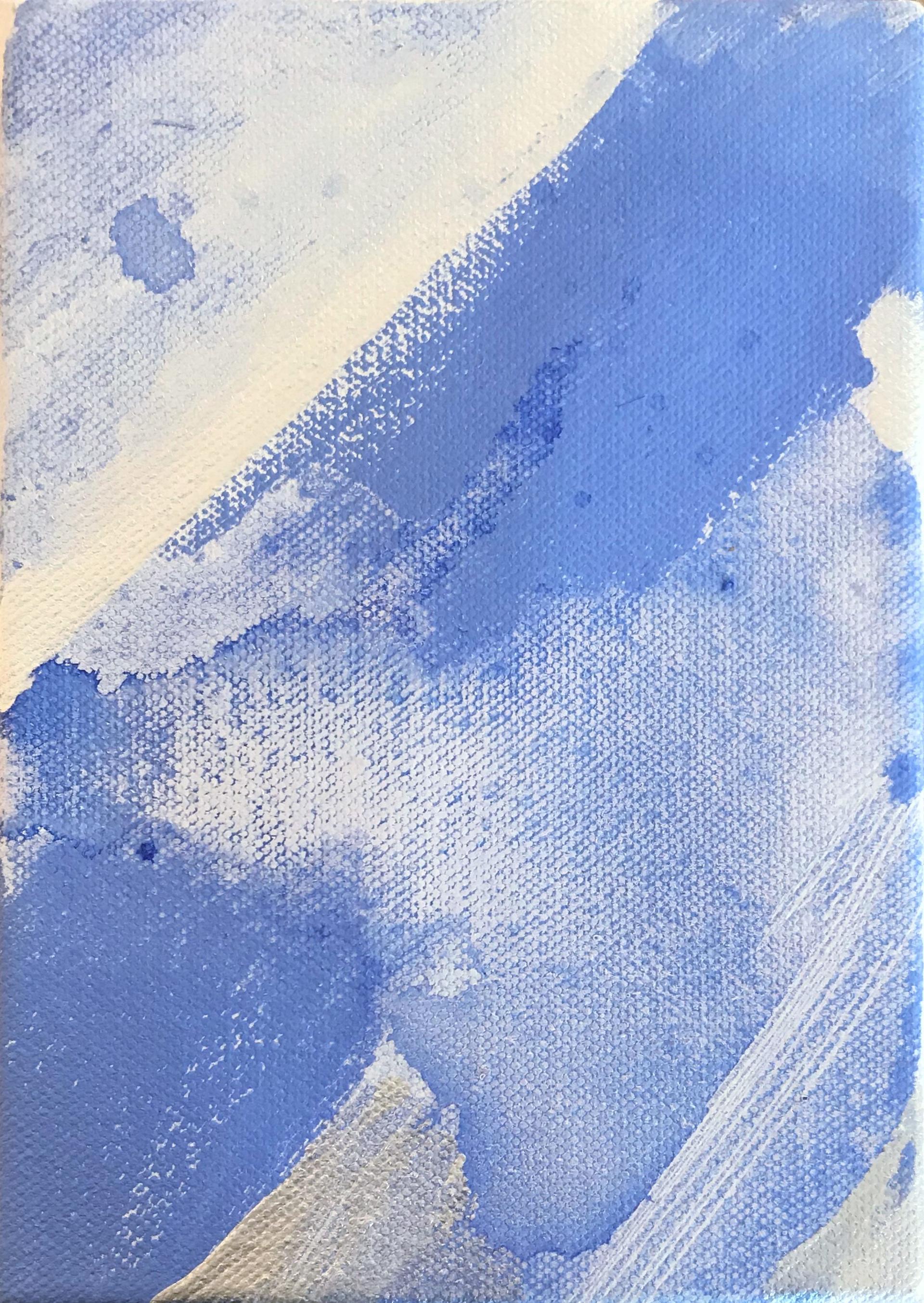Bleu No. 3 by Leslie Poteet Busker
