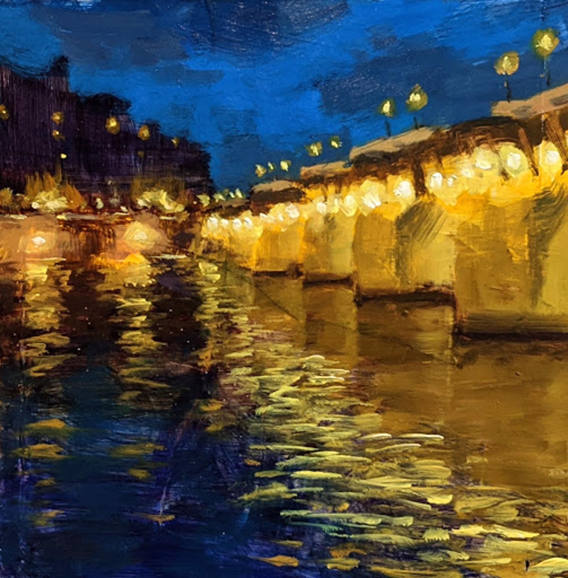 Paris Bridge by Christopher Clark