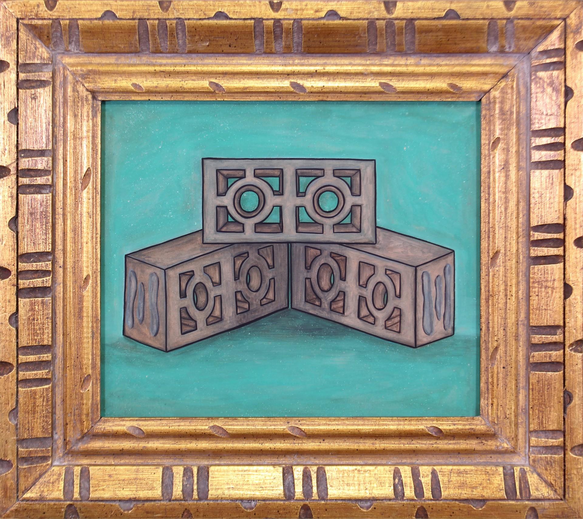 Breeze Blocks by Vicente Telles