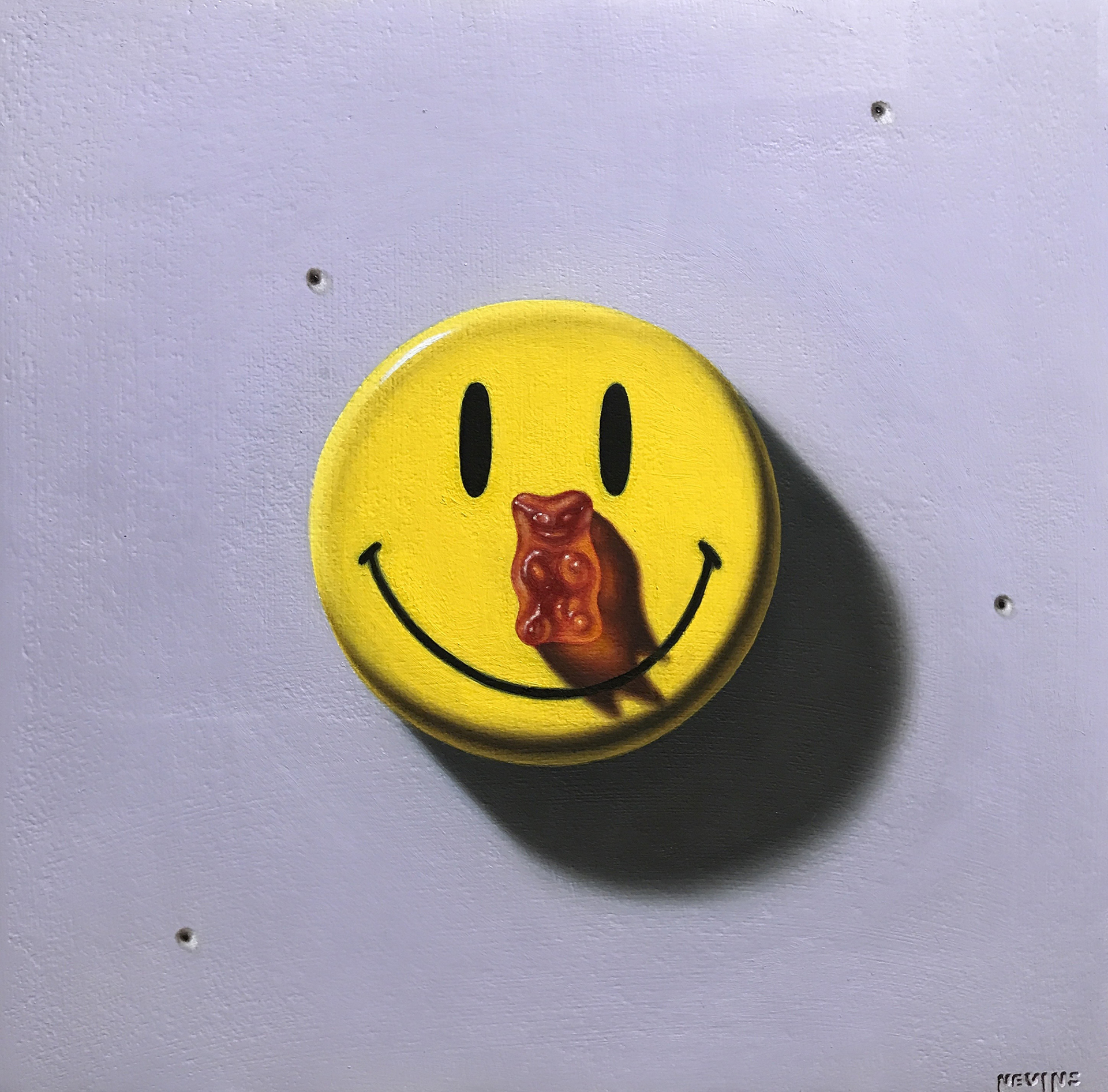 Grin and Bear It by Patrick Nevins