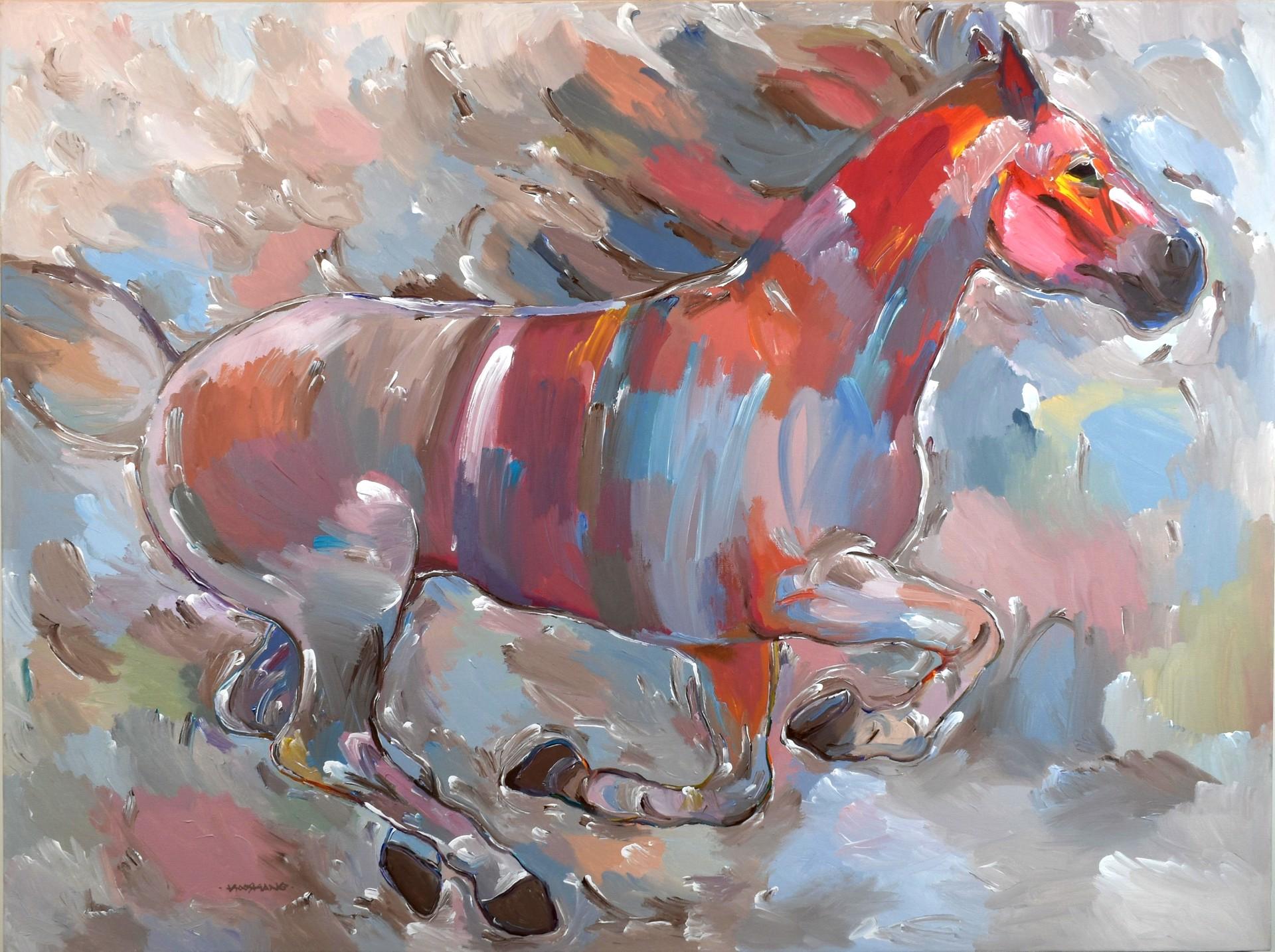Power Runner by Hooshang Khorasani