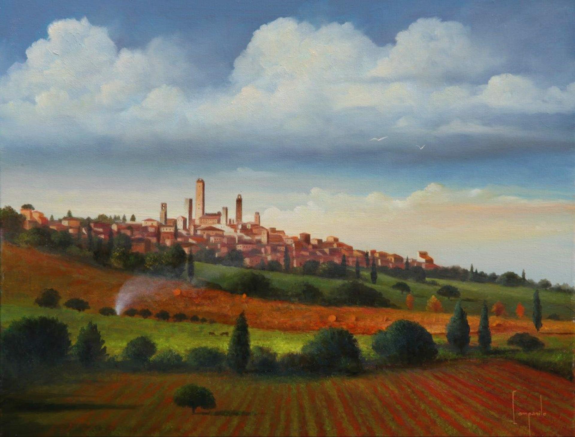 San Geminiano by Dario Campanile