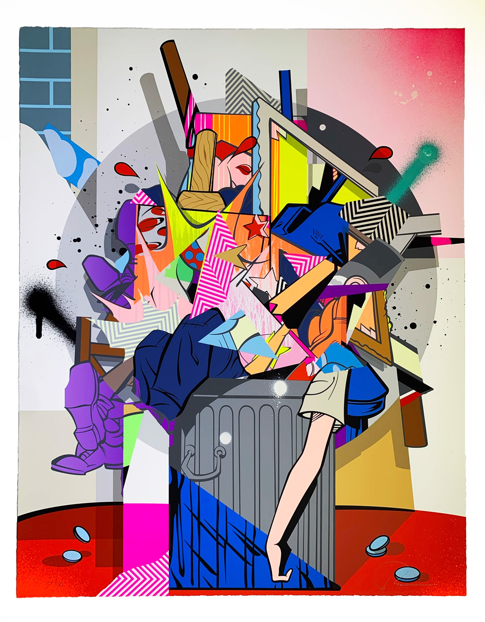 Junk Drawer by POSE