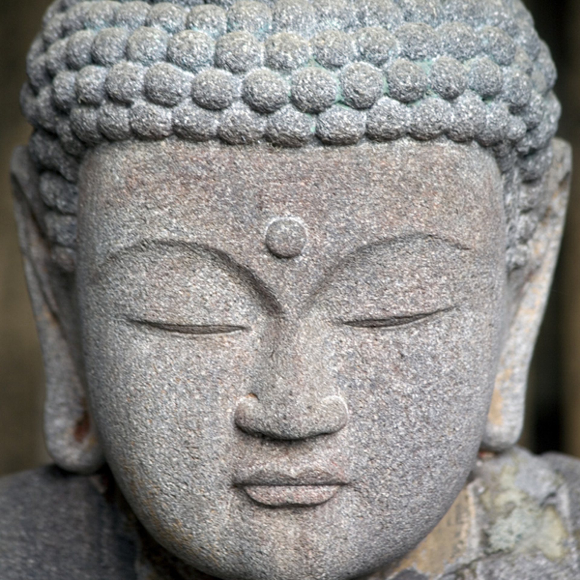Buddha, Tokyo, Japan by Cora Edmonds