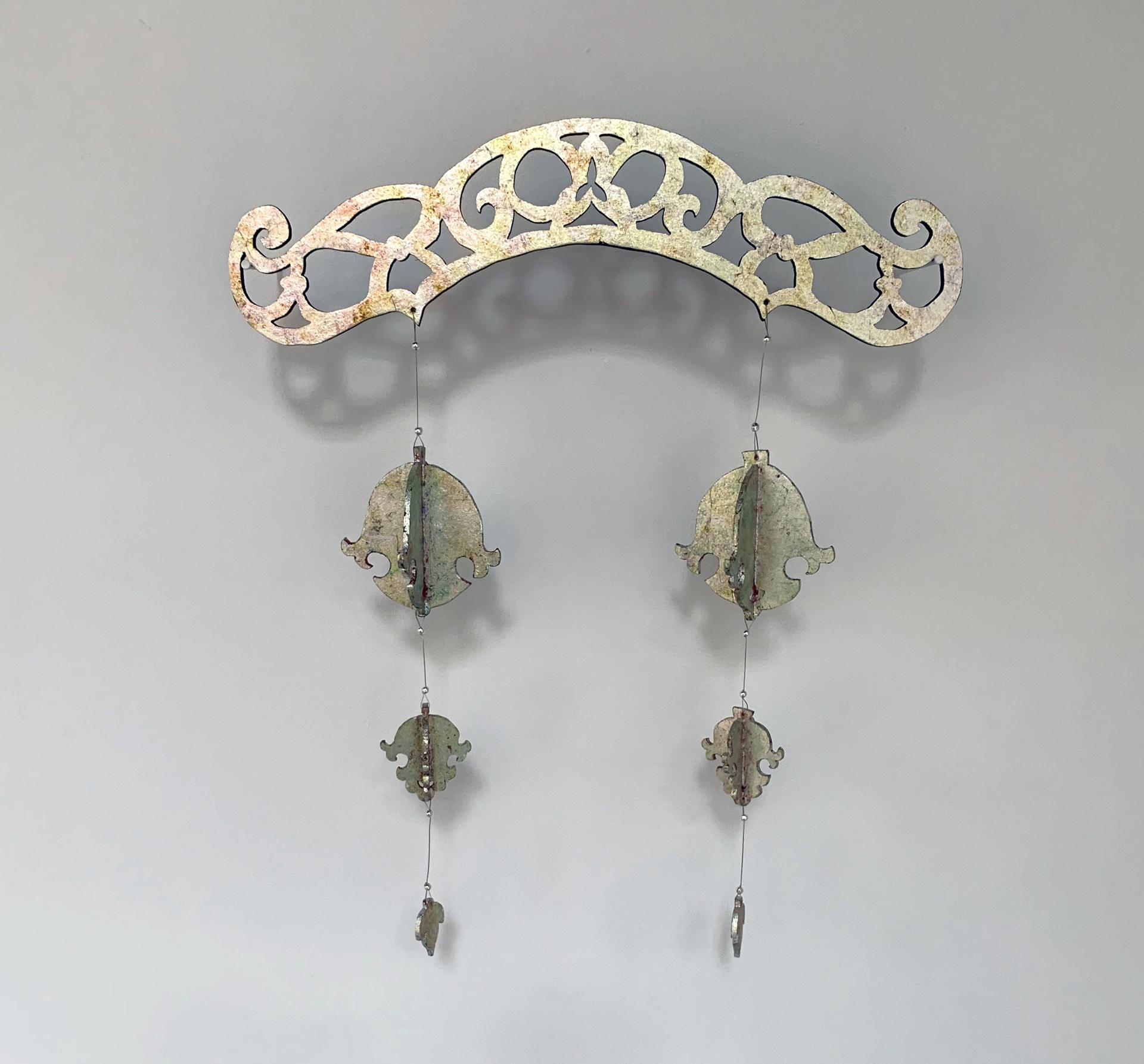 Temple Bells by June Sekiguchi