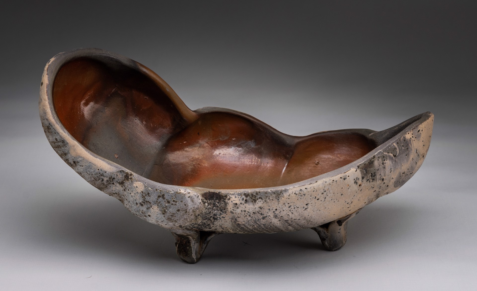 Caterpillar Bowl by Catherine White