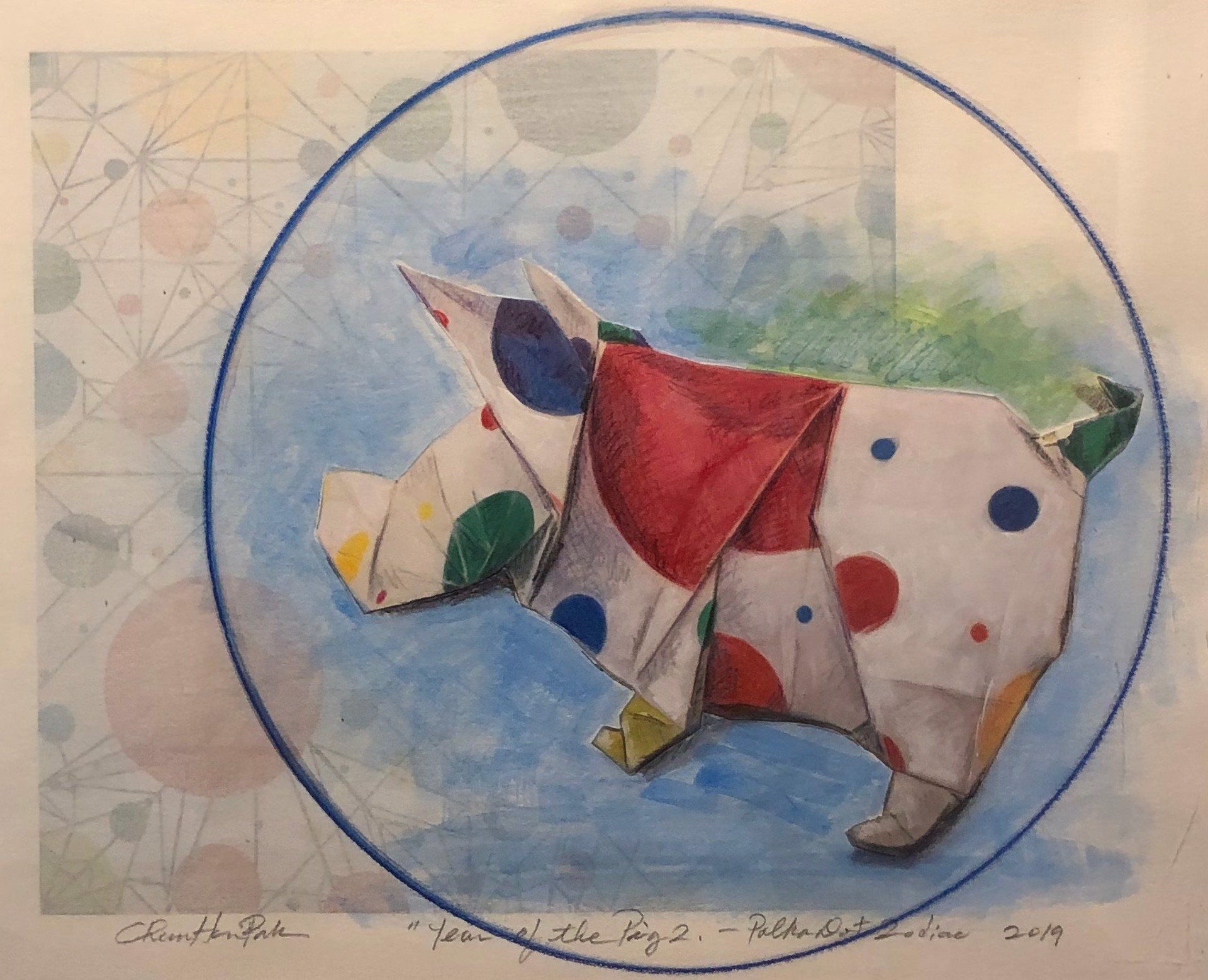 Year of the Pig II by Chun Hui Pak