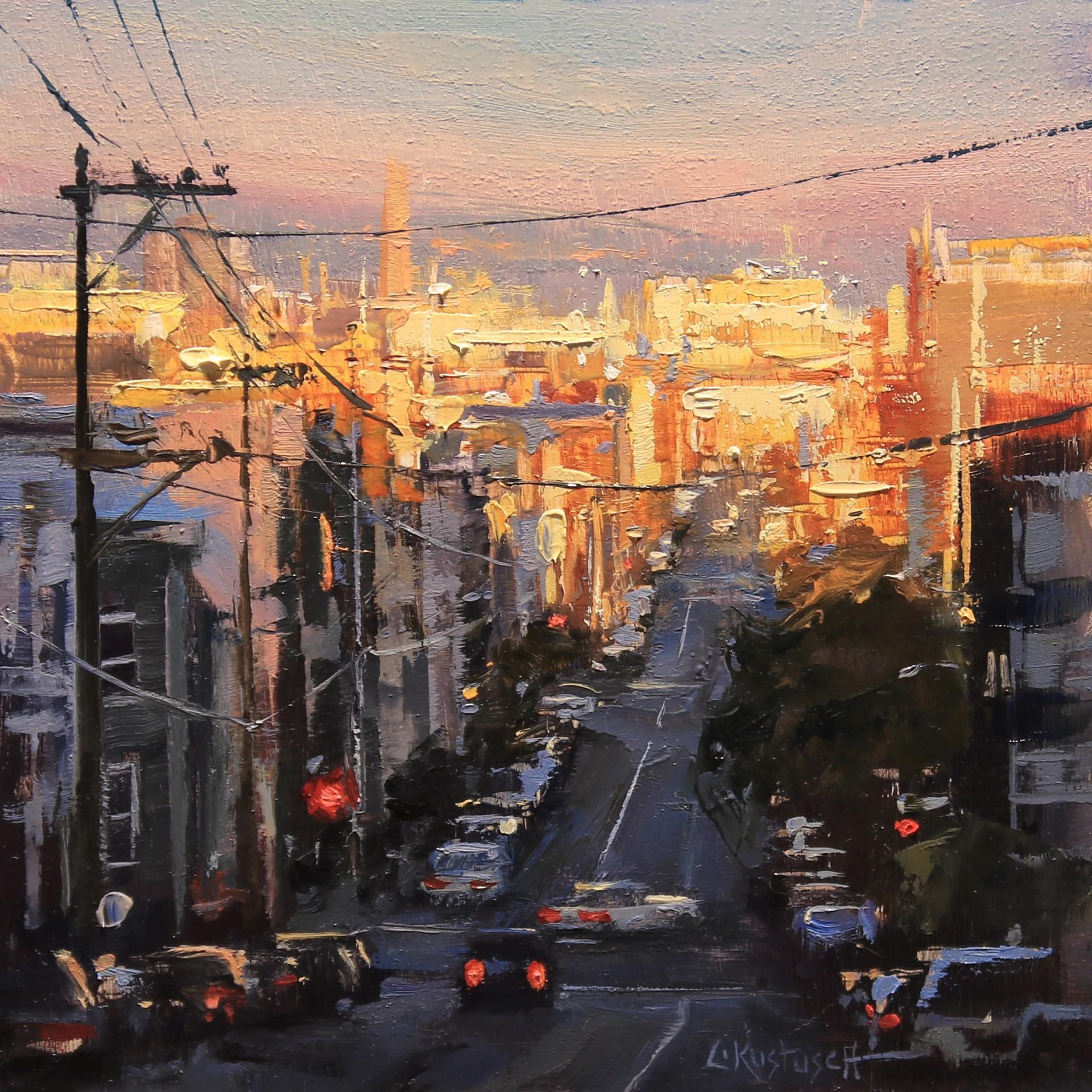 Following the Sun by Lindsey Kustusch