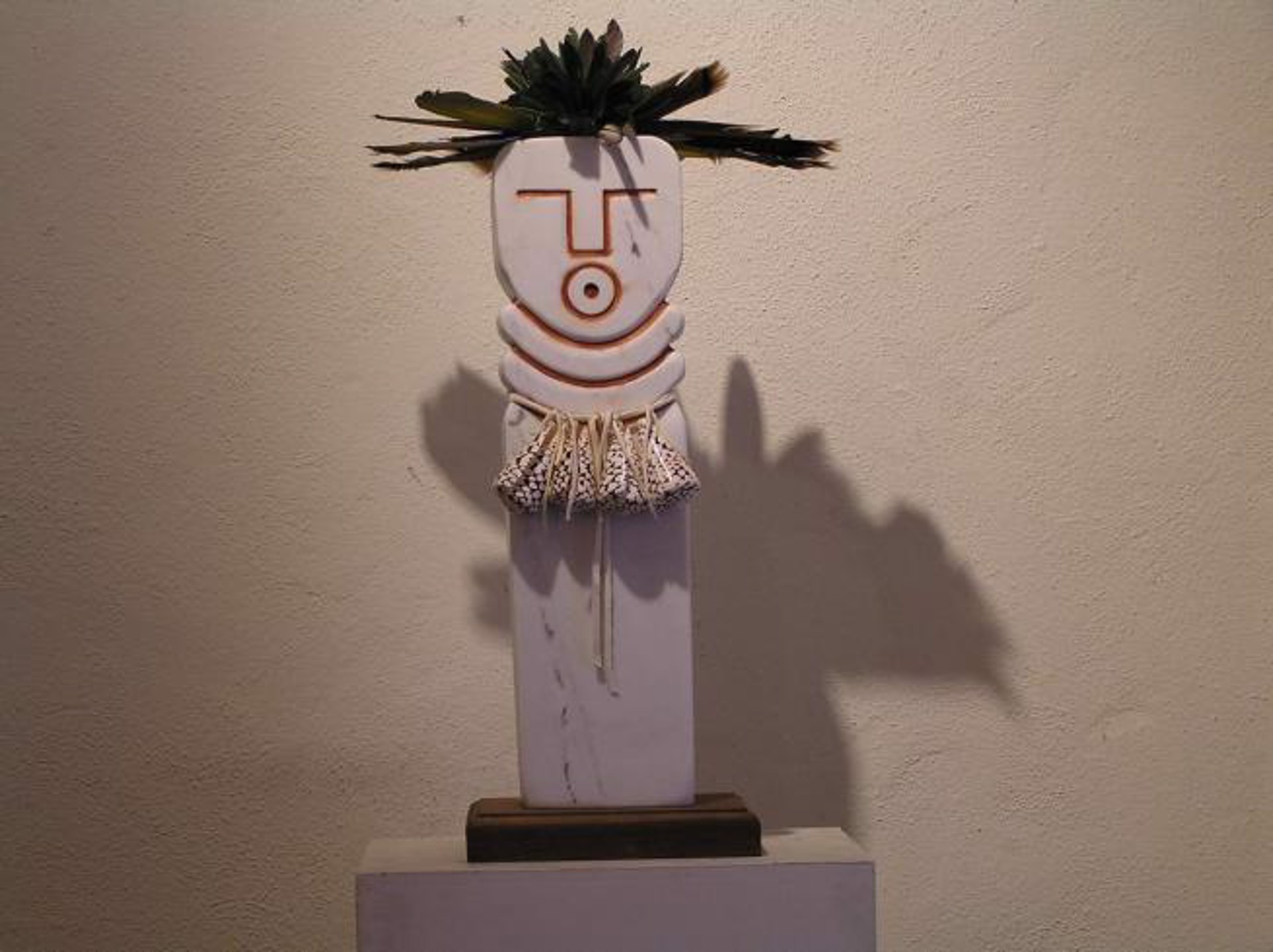 Guardian Effigy by Mark Swazo-Hinds