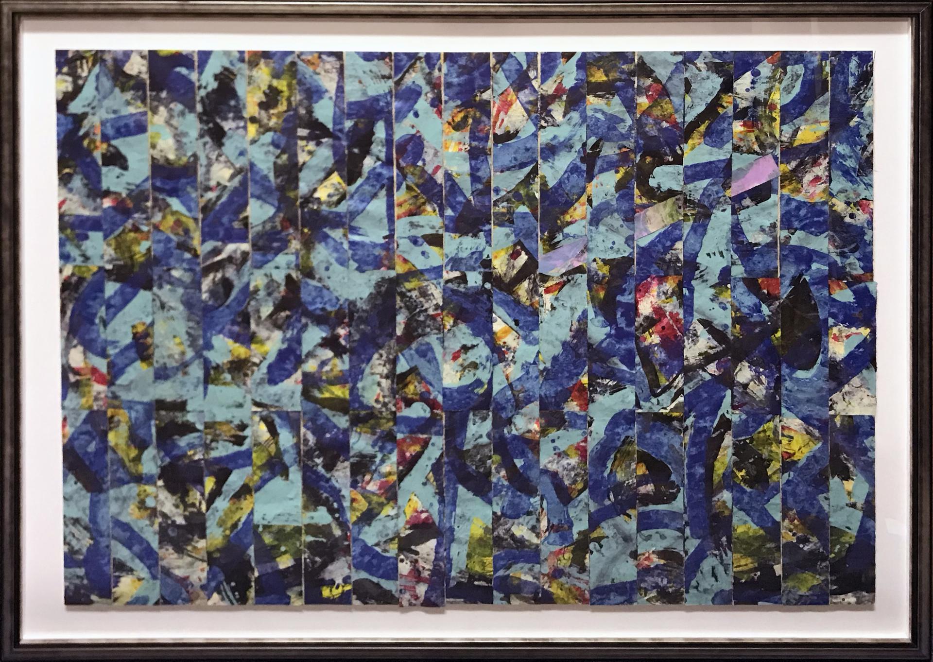 Turquoise Memories by Ibsen Espada