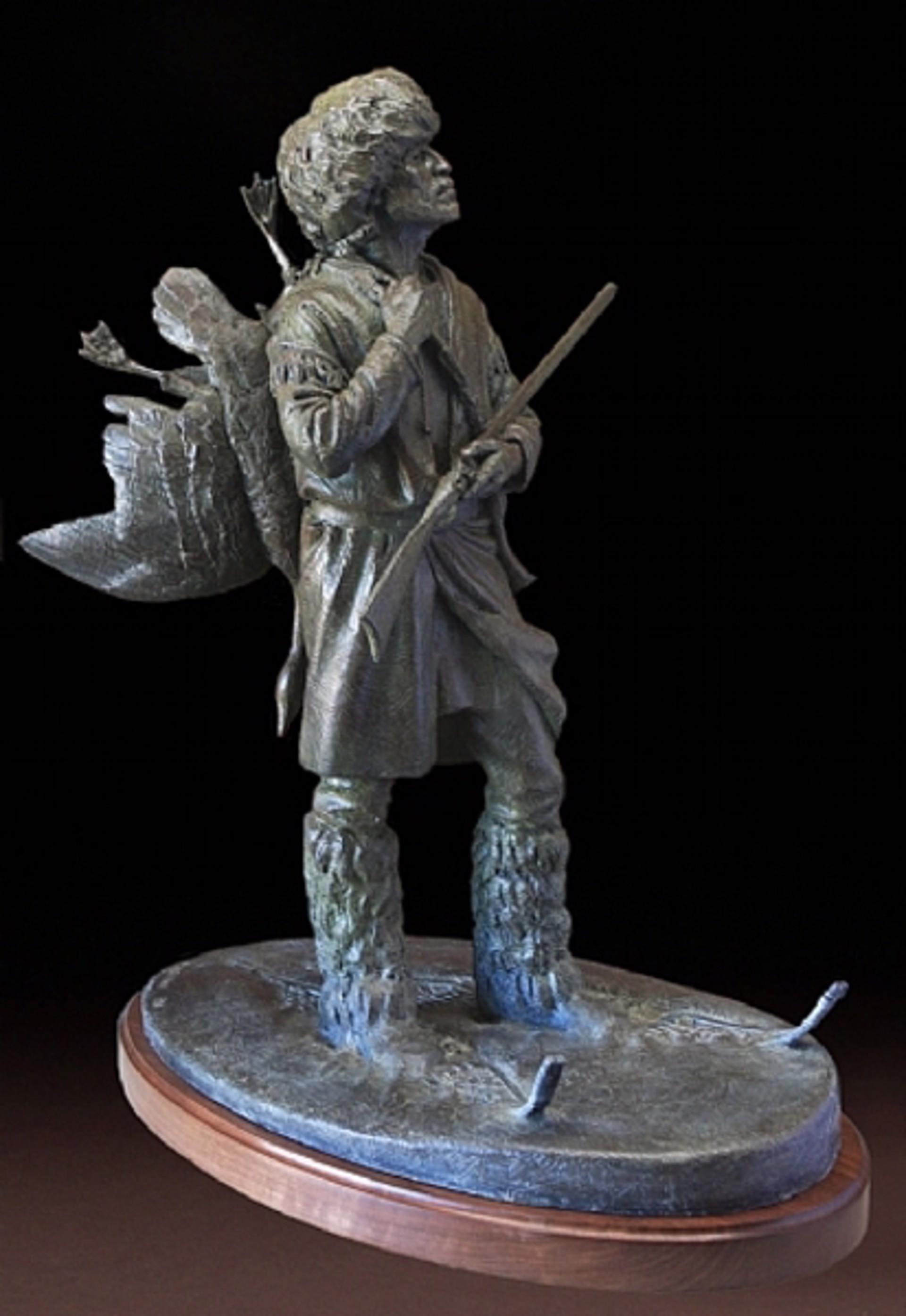 Goose Hunter by Barry Eisenach