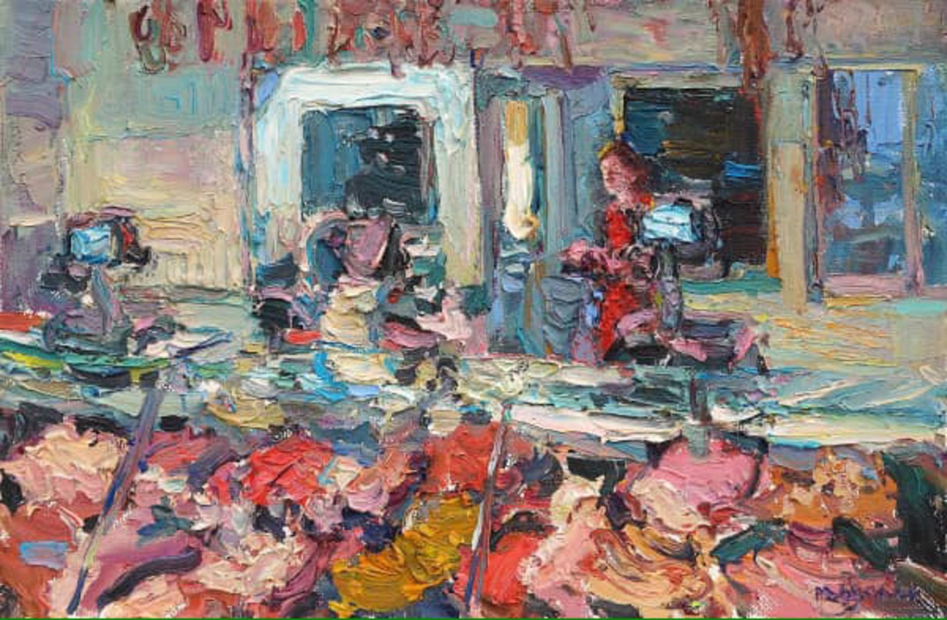 Butcher Shop by Antonin Passemard