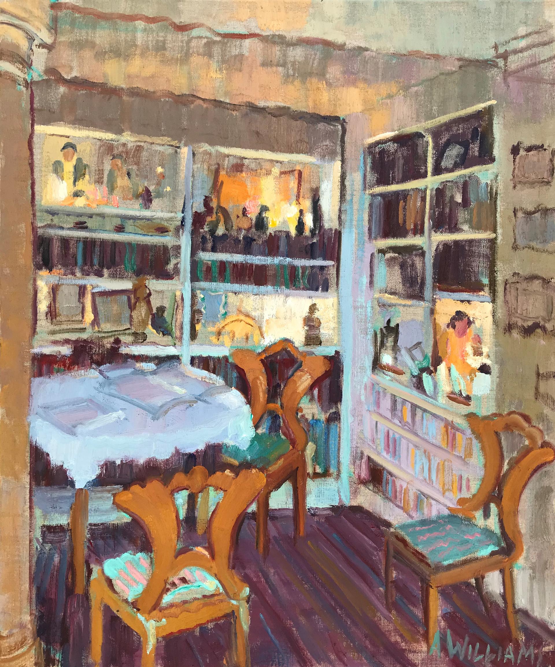 Bernadette's Reading Room by Alice Williams