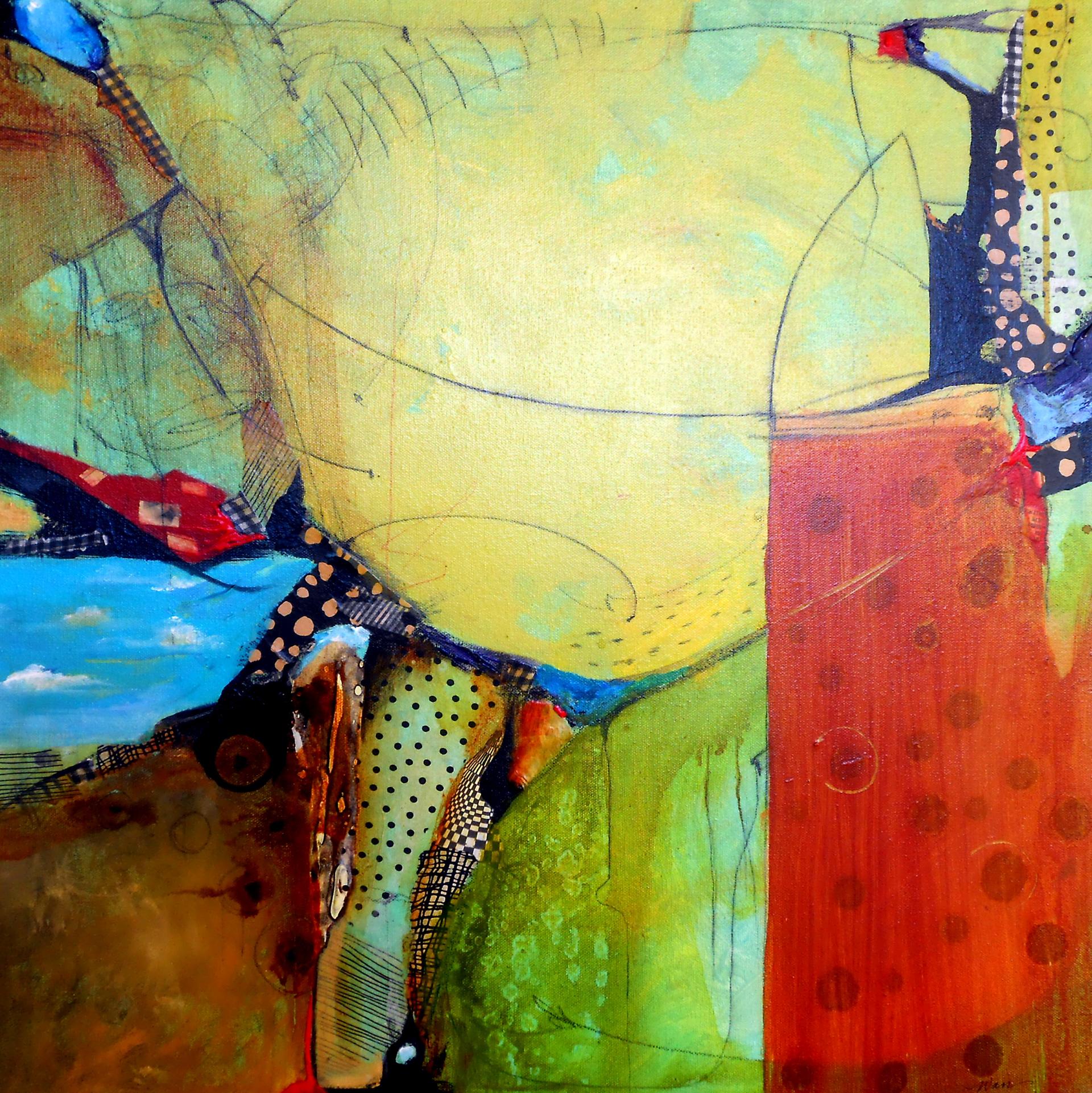 Balancing Act  by Wan Marsh