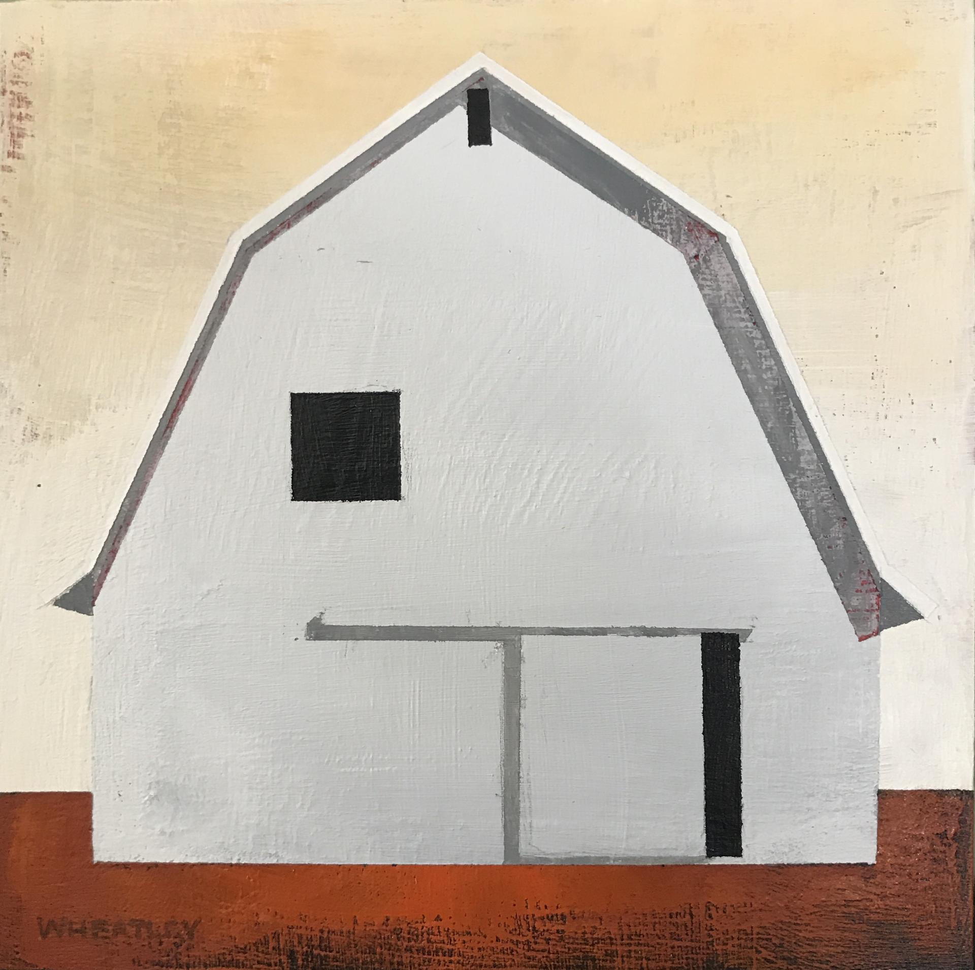 White Barn III by Justin Wheatley