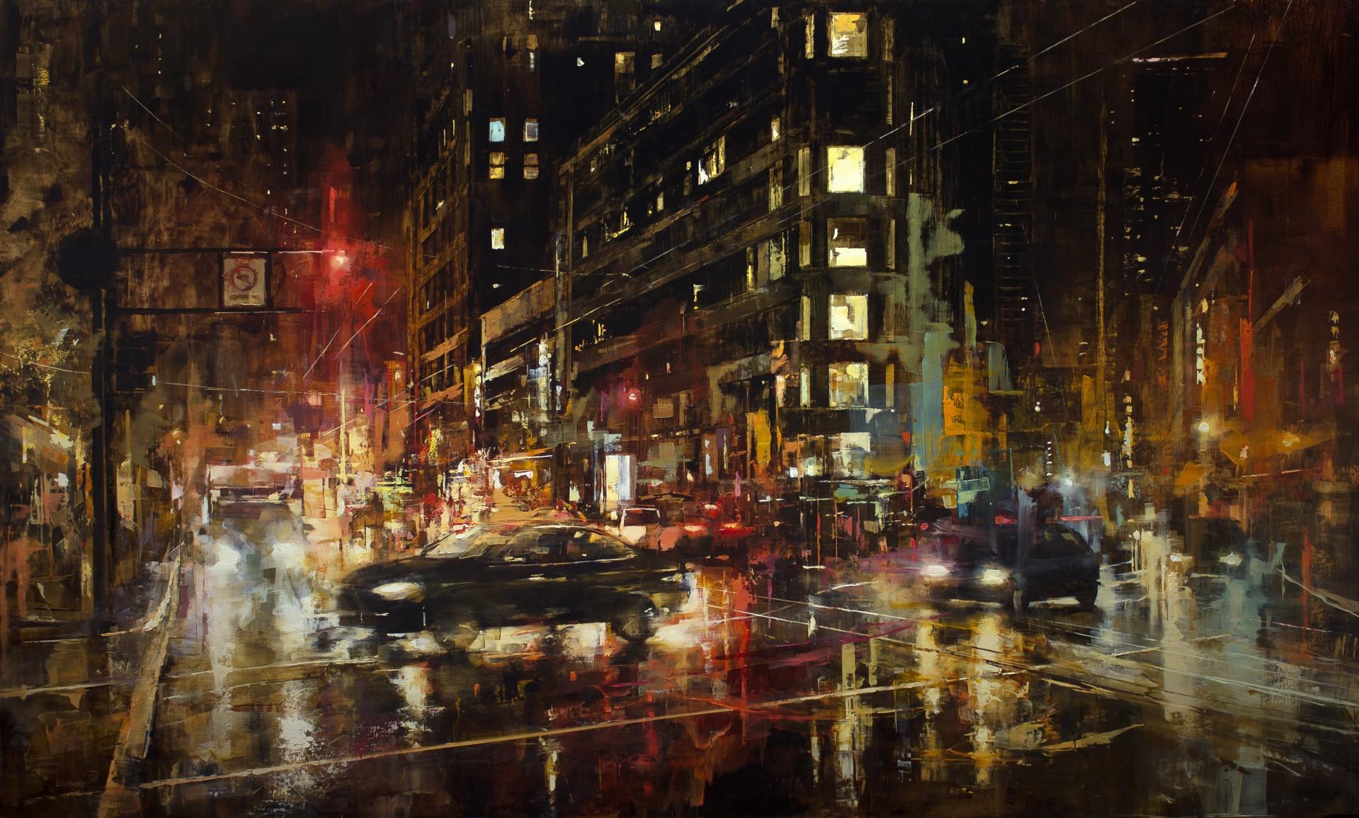Luminance by Lindsey Kustusch