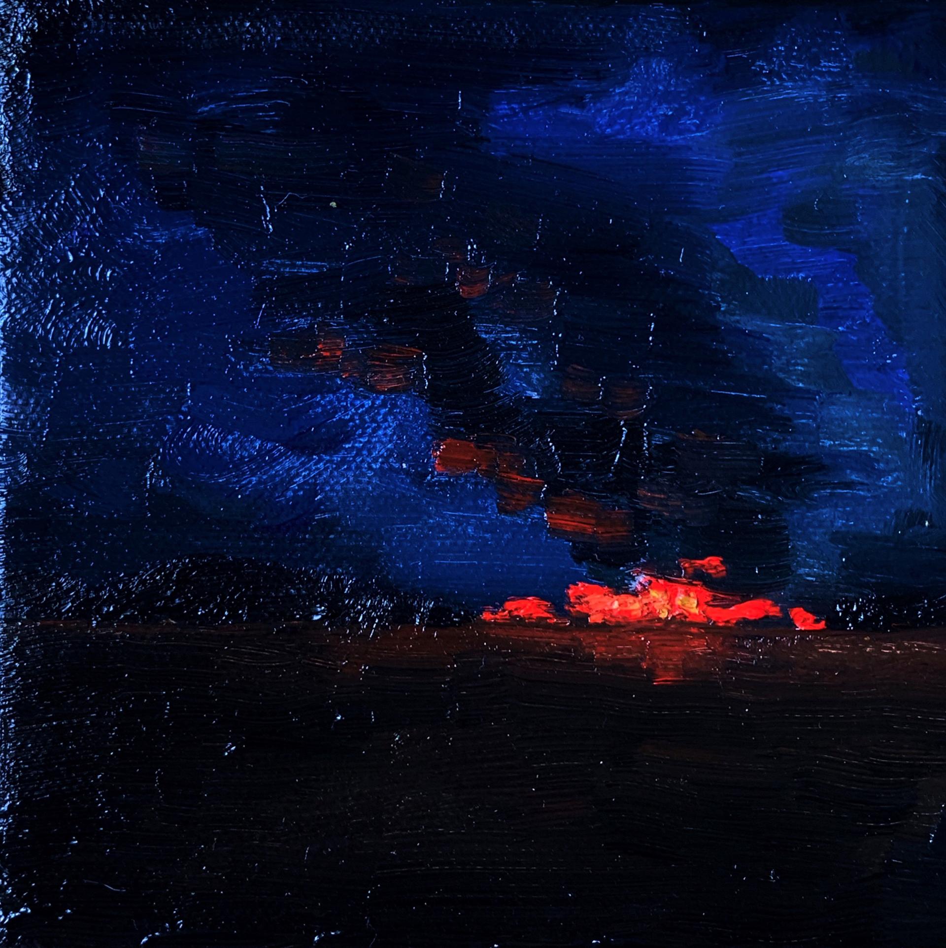 Burning 2 by Daliah Ammar