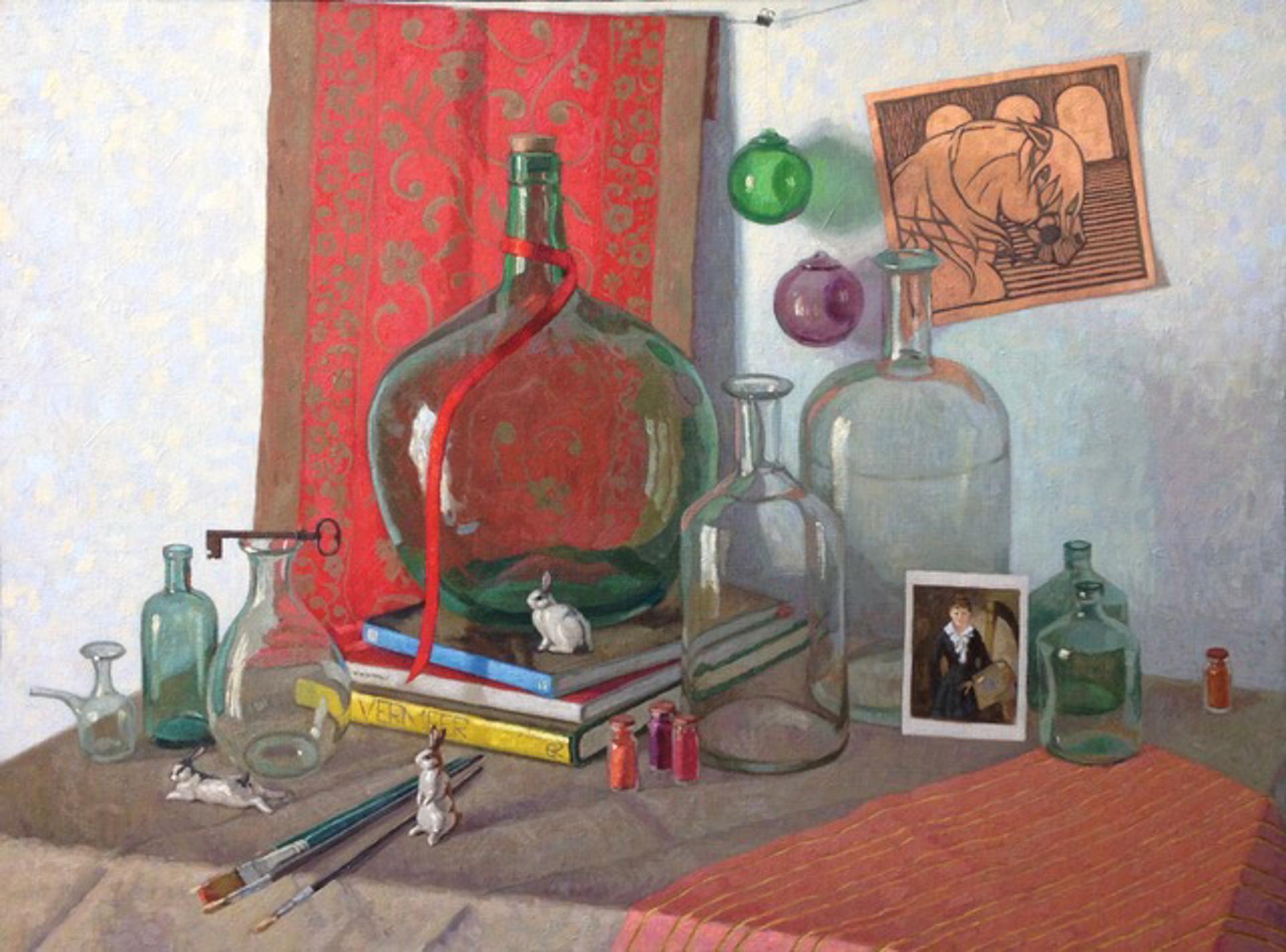 Rabbits' Reign by Melissa Hefferlin, OPA