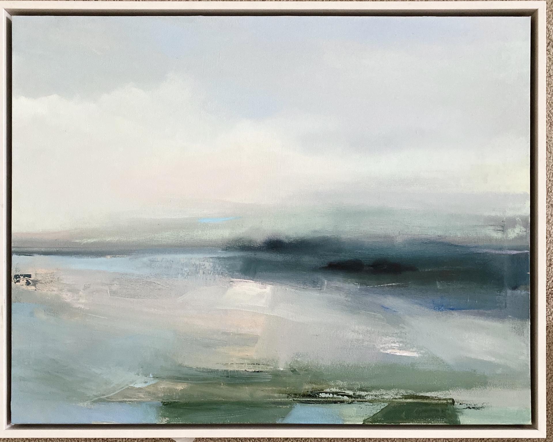 Misty Bay by Hannah Bureau