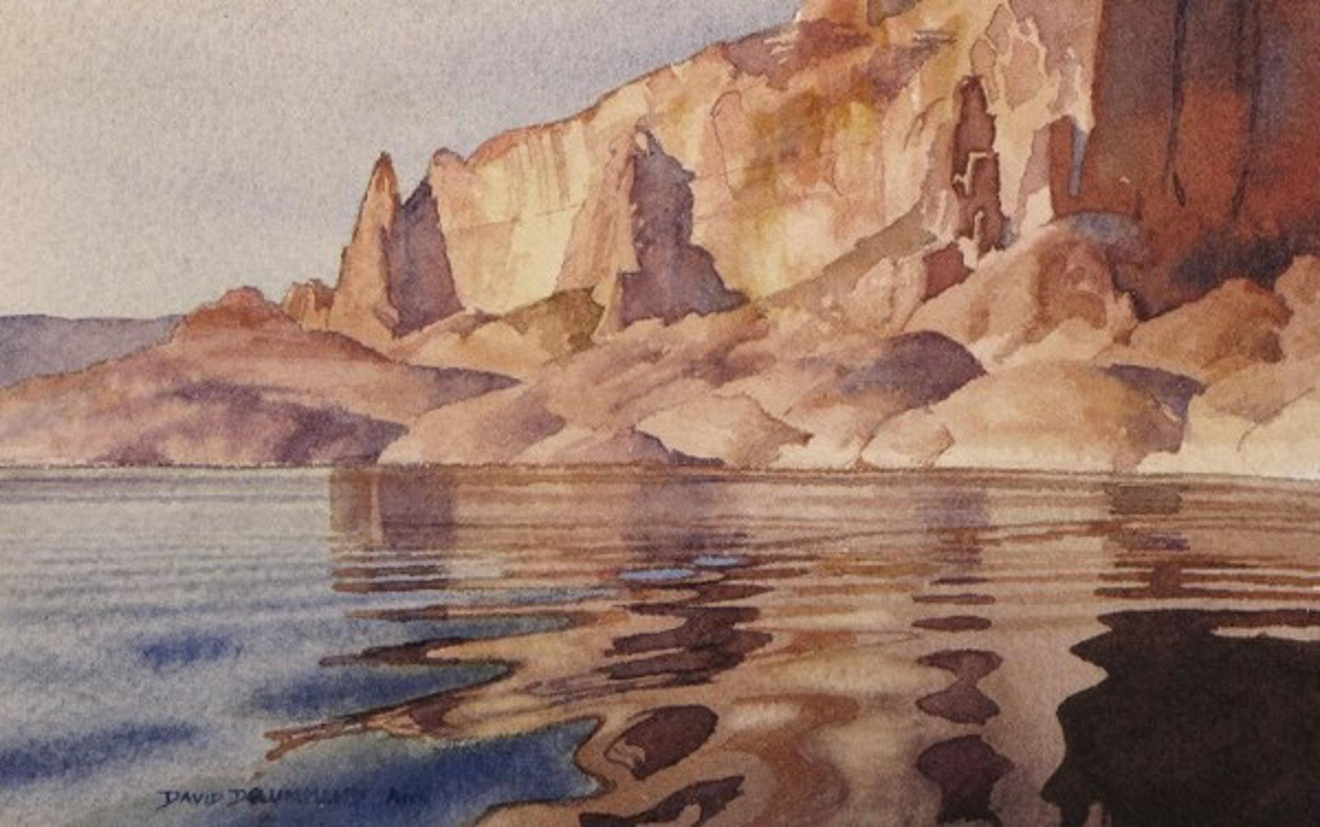 Wetherill Canyon Wake #3 by David Drummond