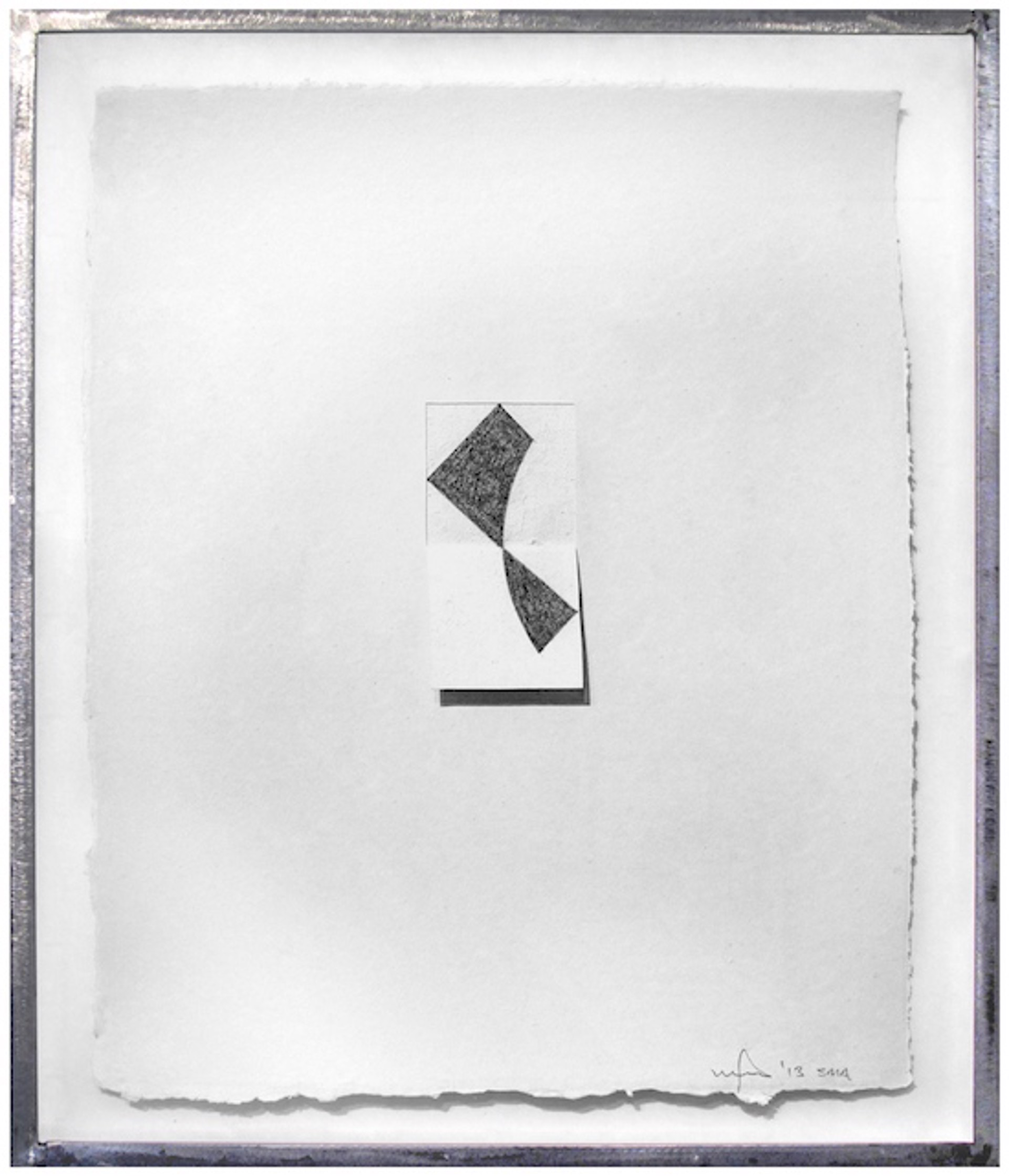 Untitled (SMA VIII) by William Fares