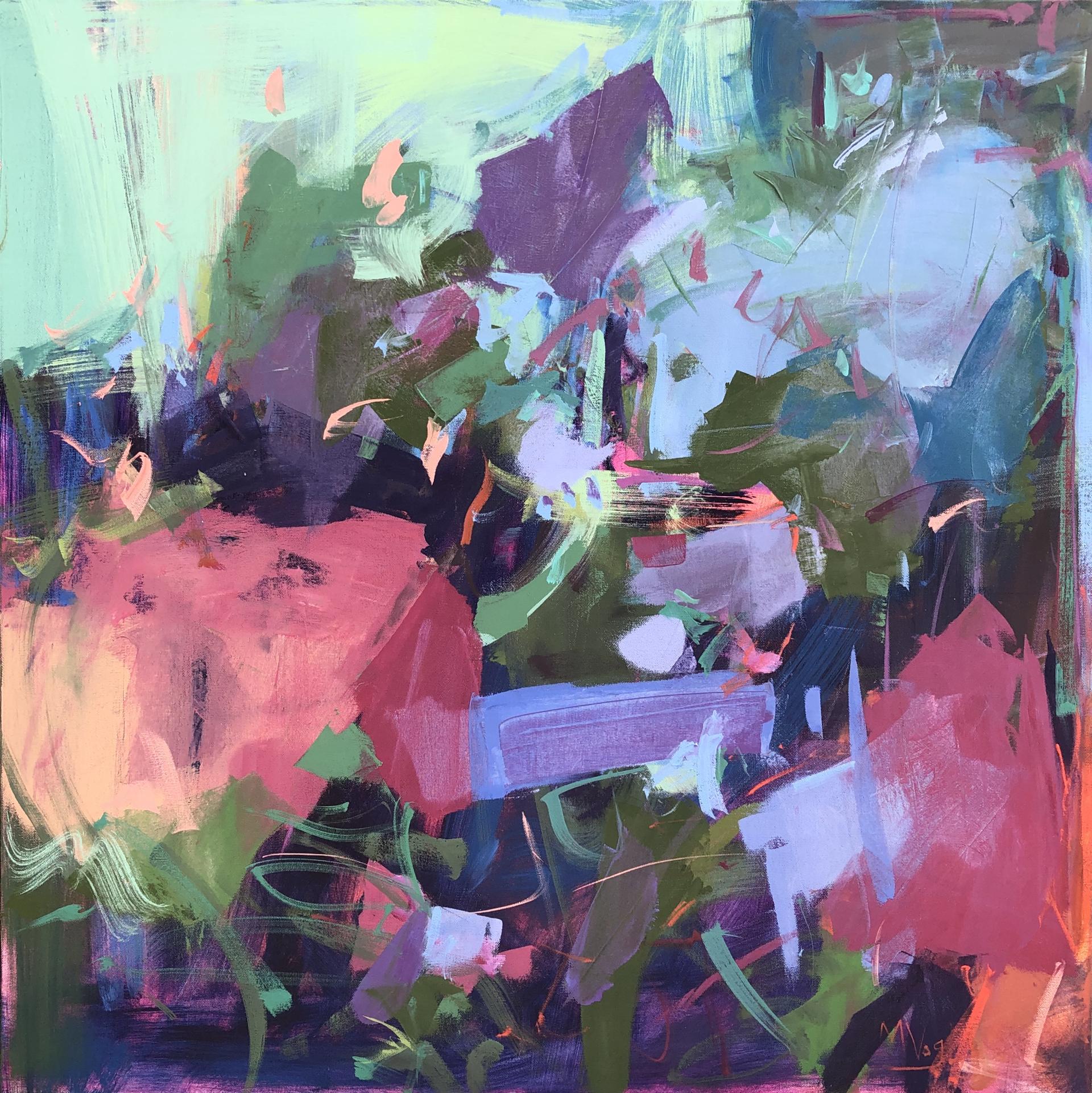 Raspberry Jelly by Marissa Vogl