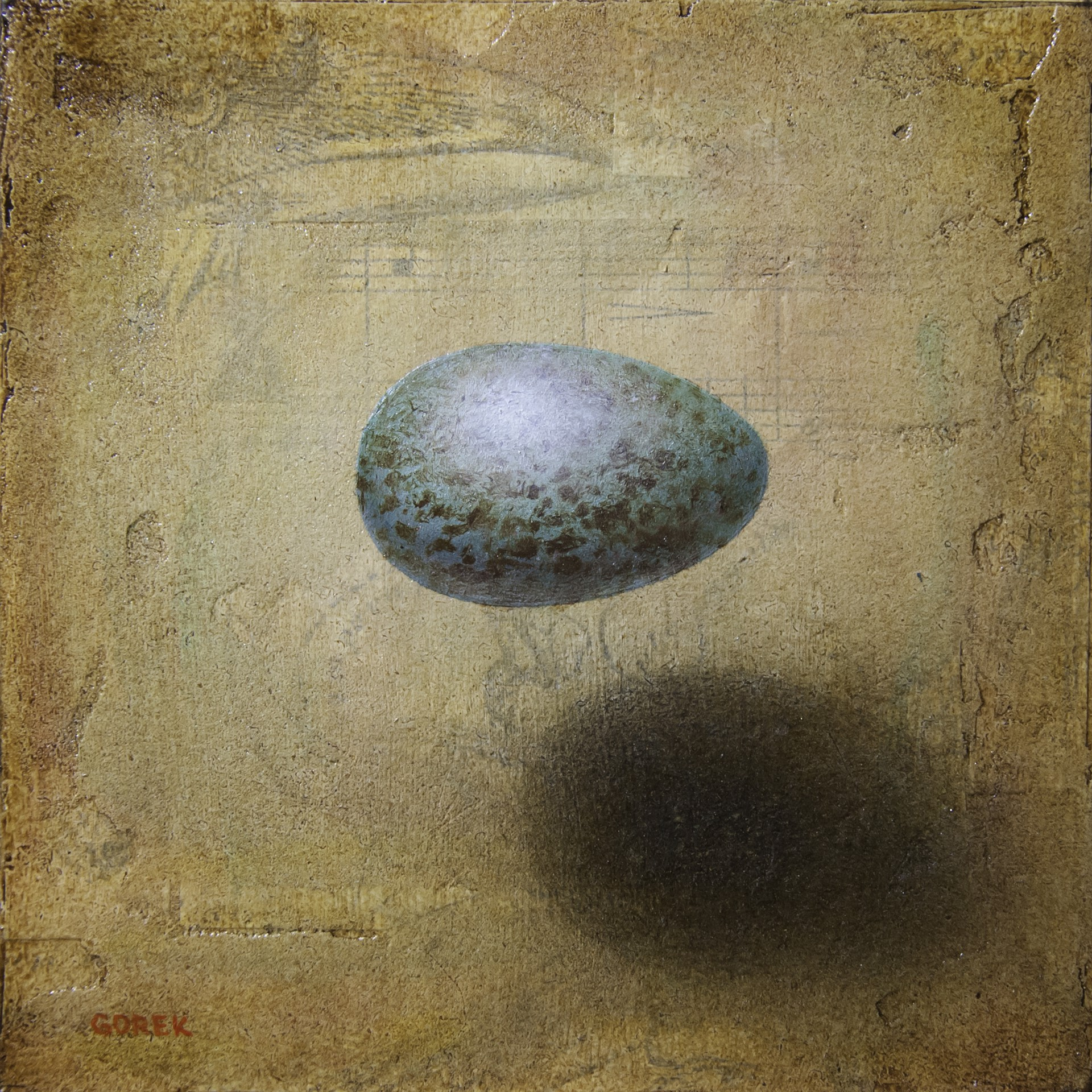 Raven's Egg by Thane Gorek