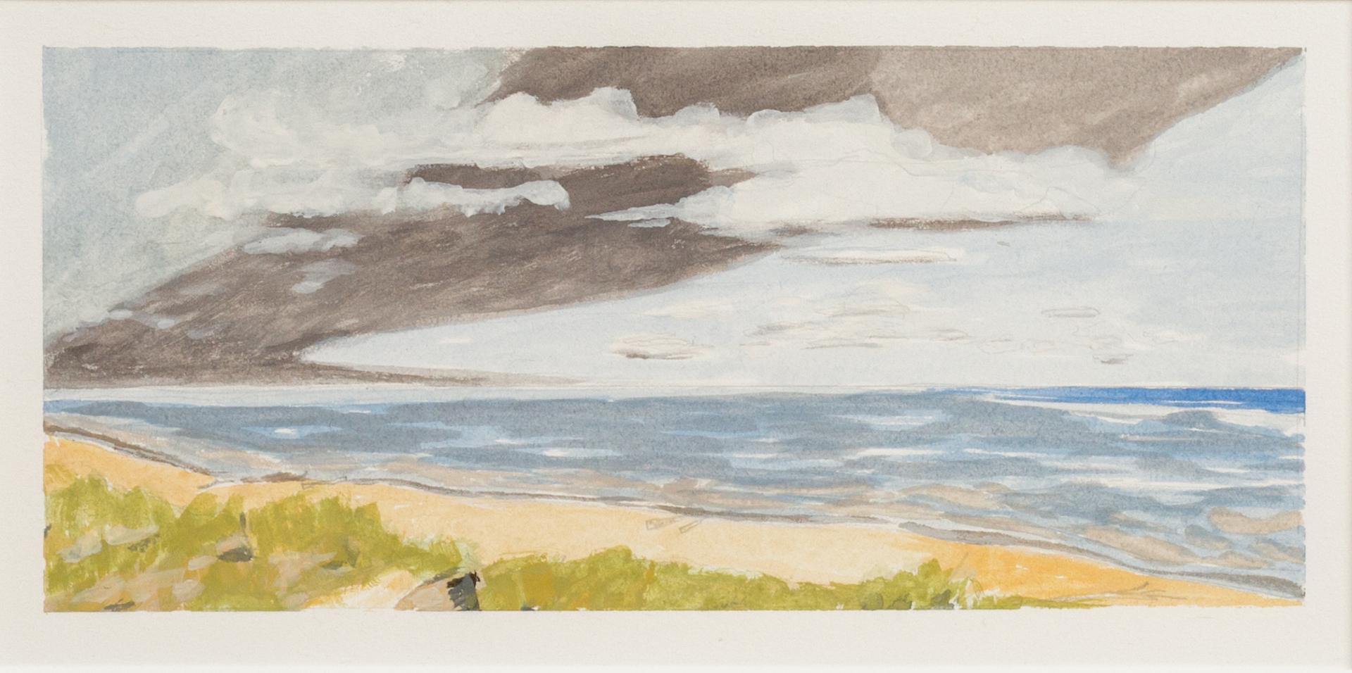 Beach Day by Matthew Swanson