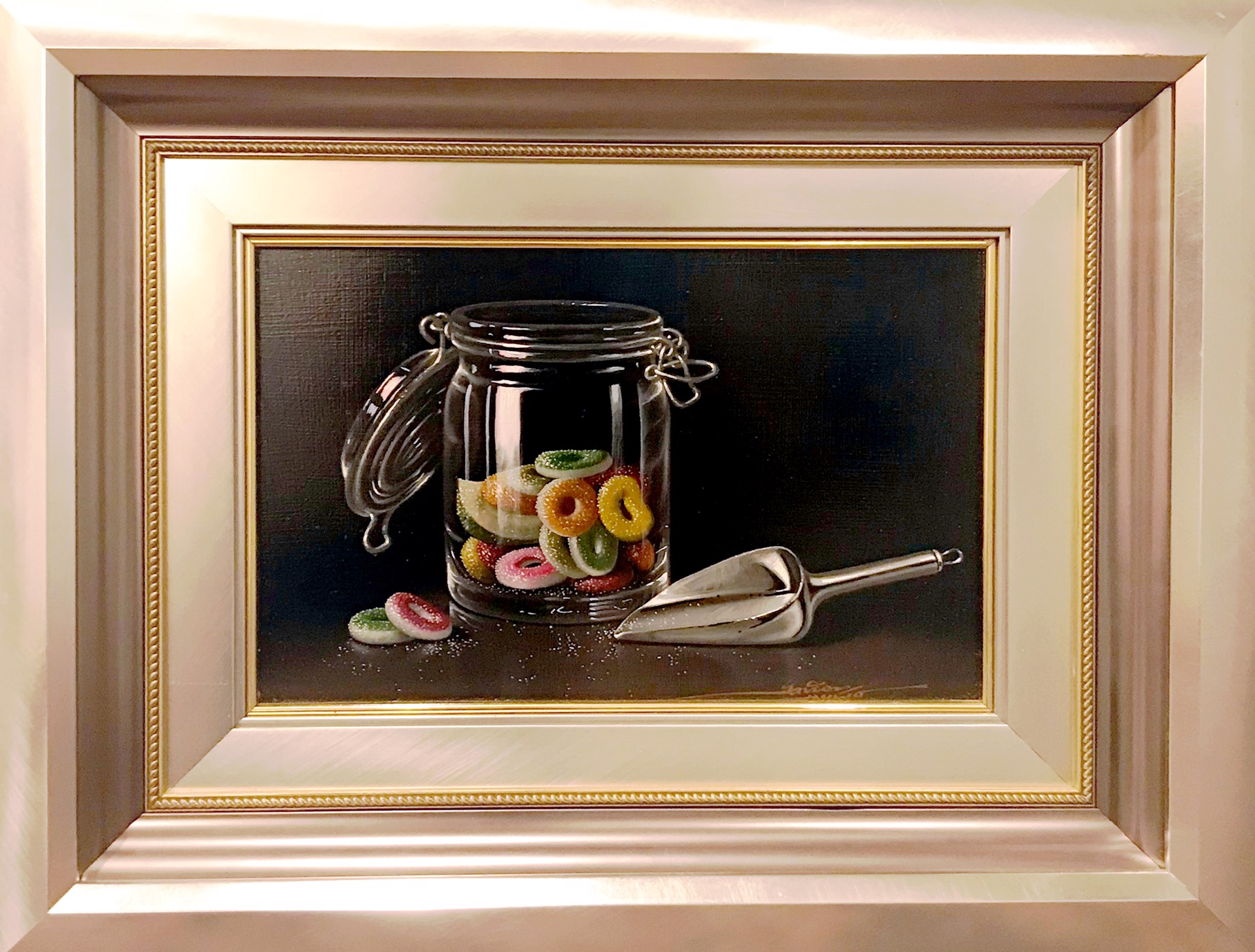 Candy Jar by Javier Mulio