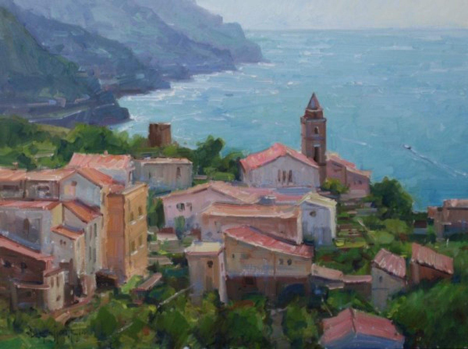 Taylor: Torello Overlook by Bryan Mark Taylor