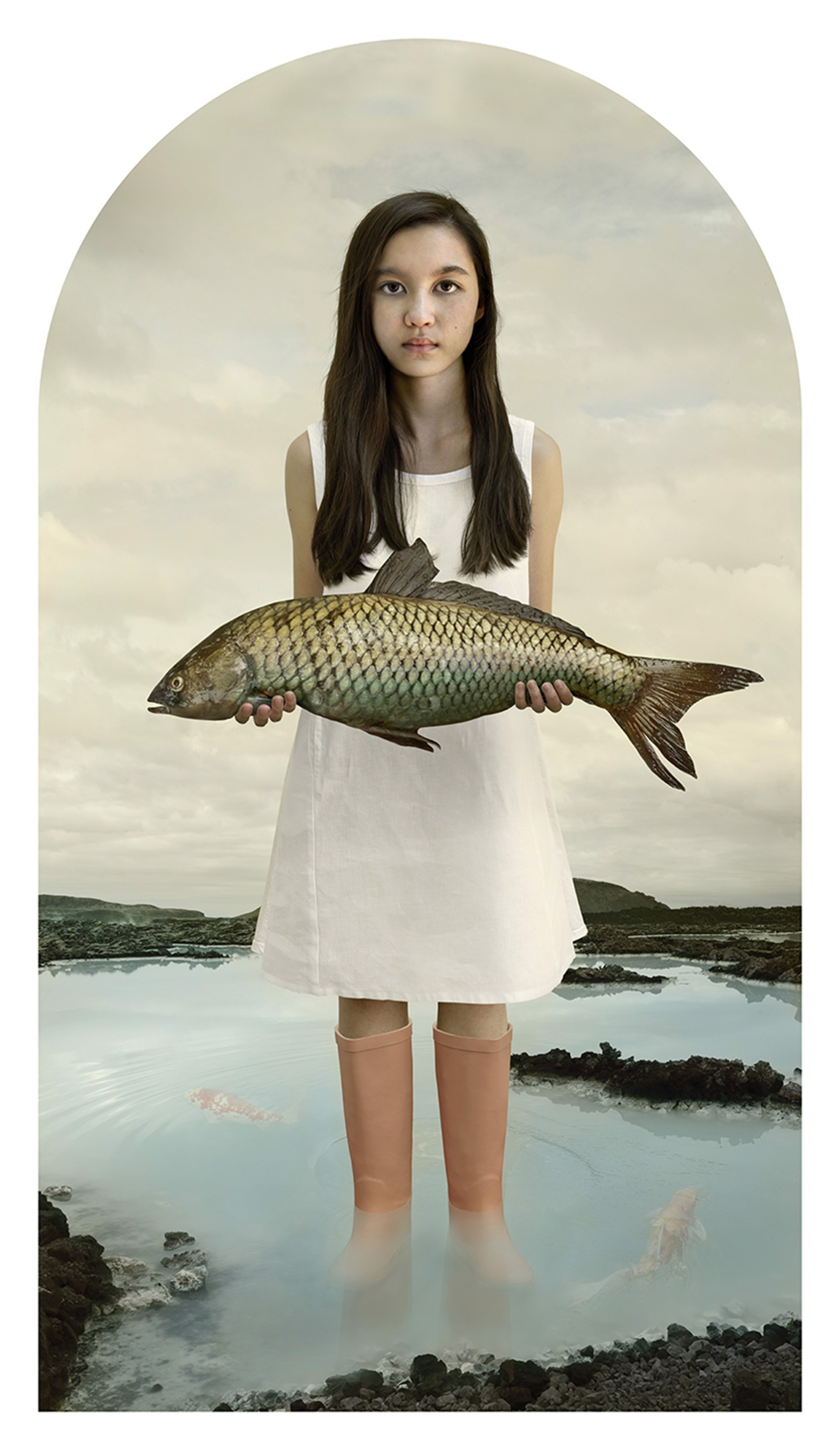 Strange Waters by Tom Chambers
