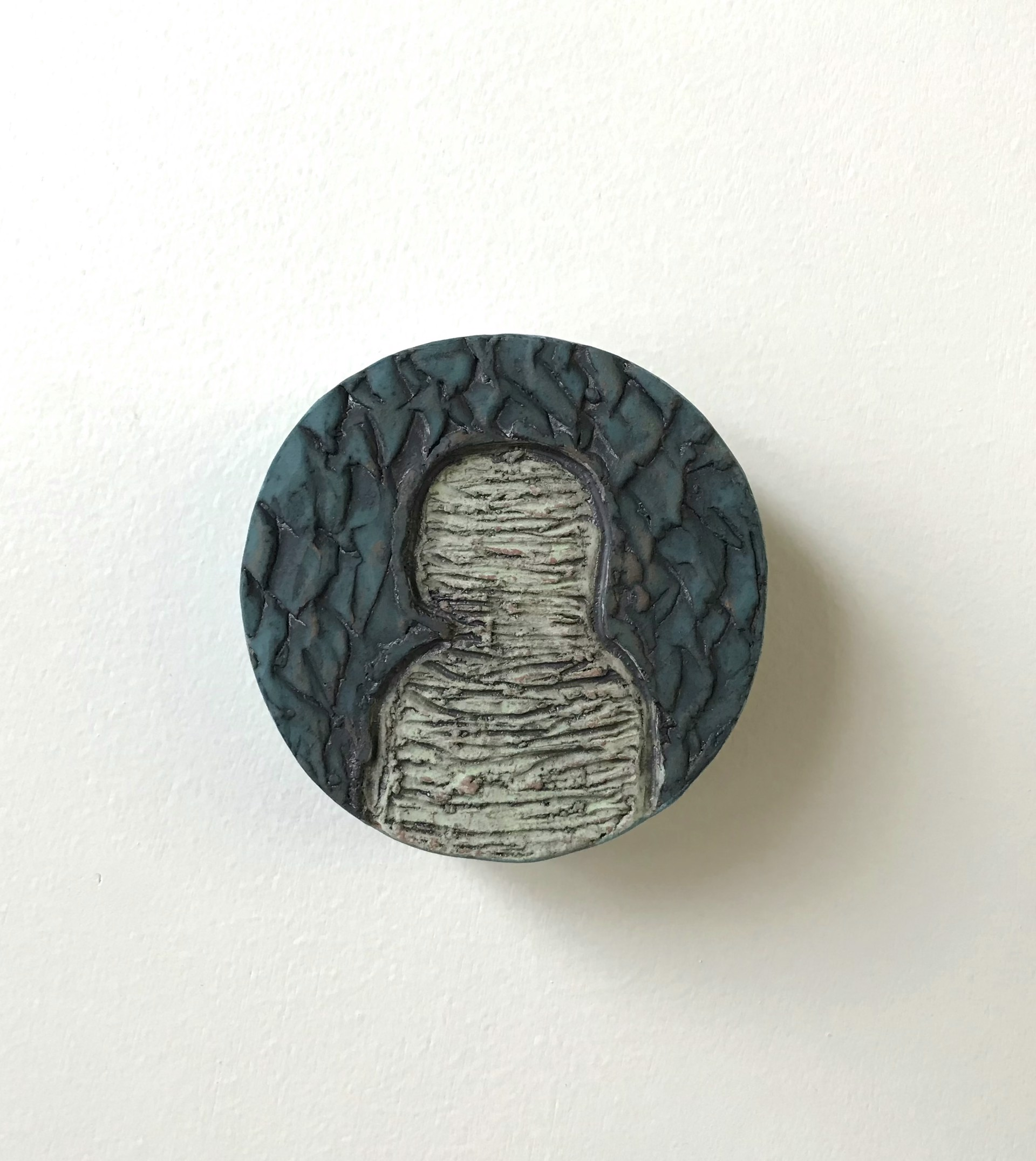 Small Ceramic Social Circle by Cassie Butcher