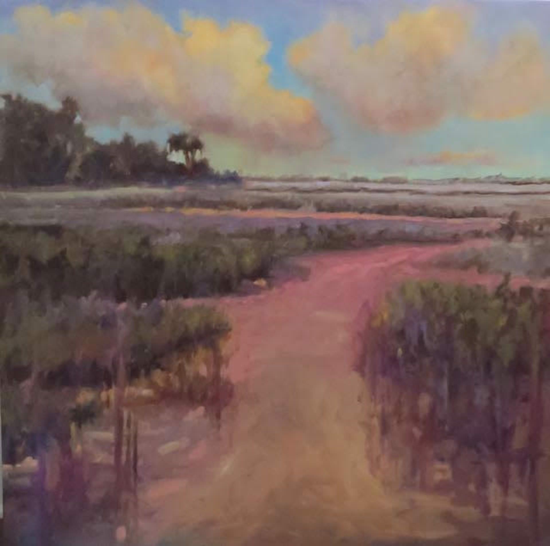 Purple Haze by Laurie Meyer