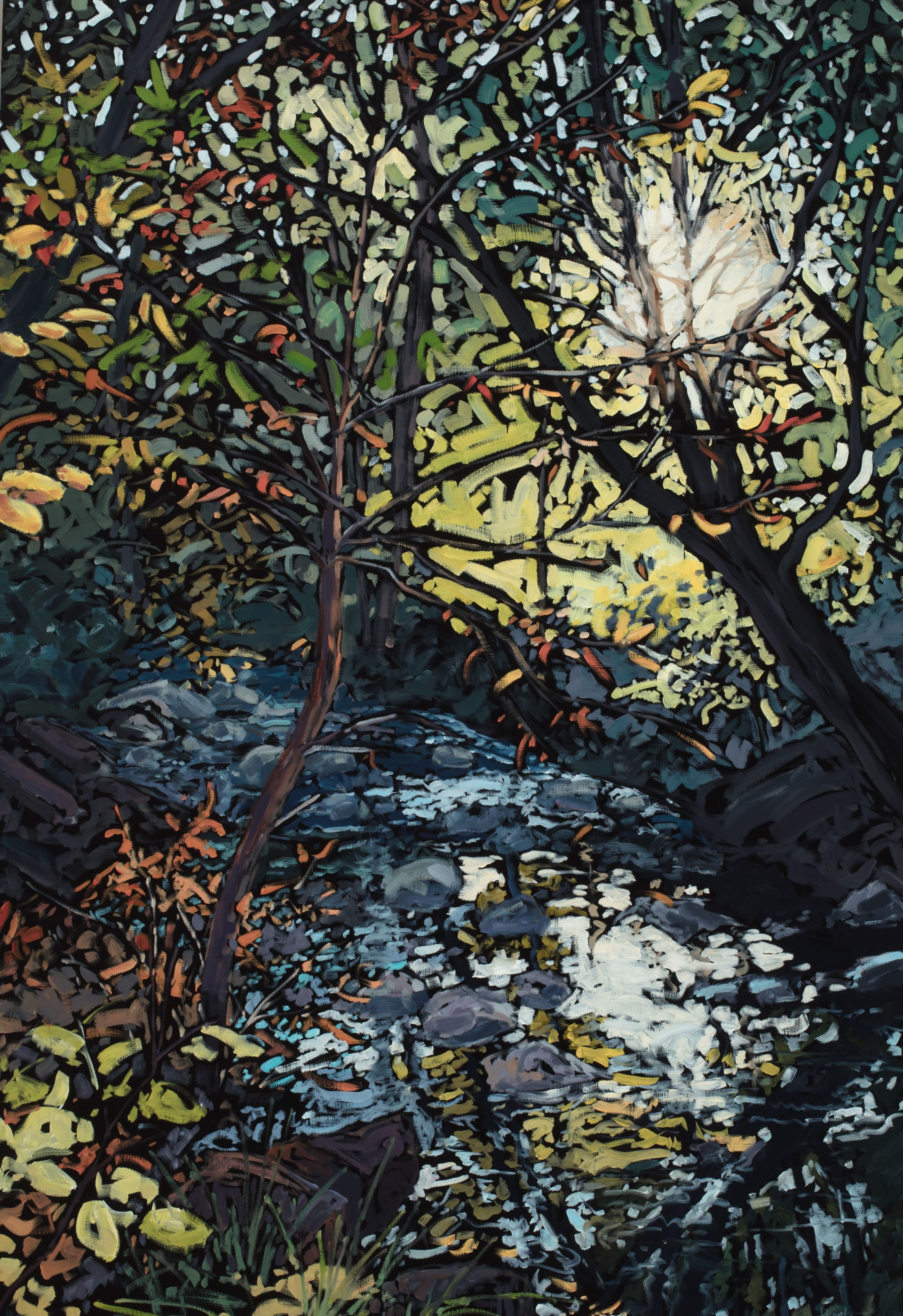 Reflecting on Seasons Past by Deb Komitor