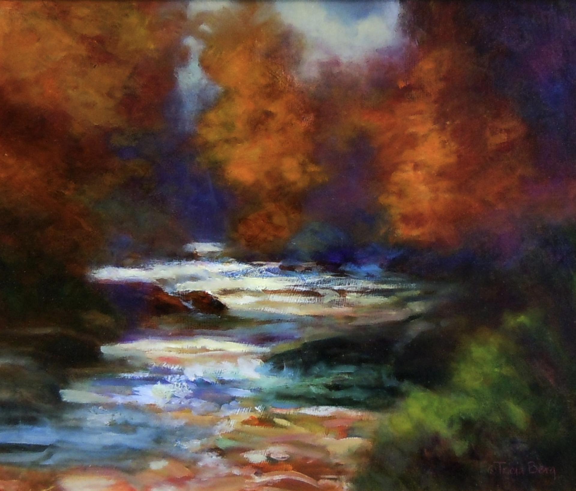 Autumn Splendor by Tricia Berg