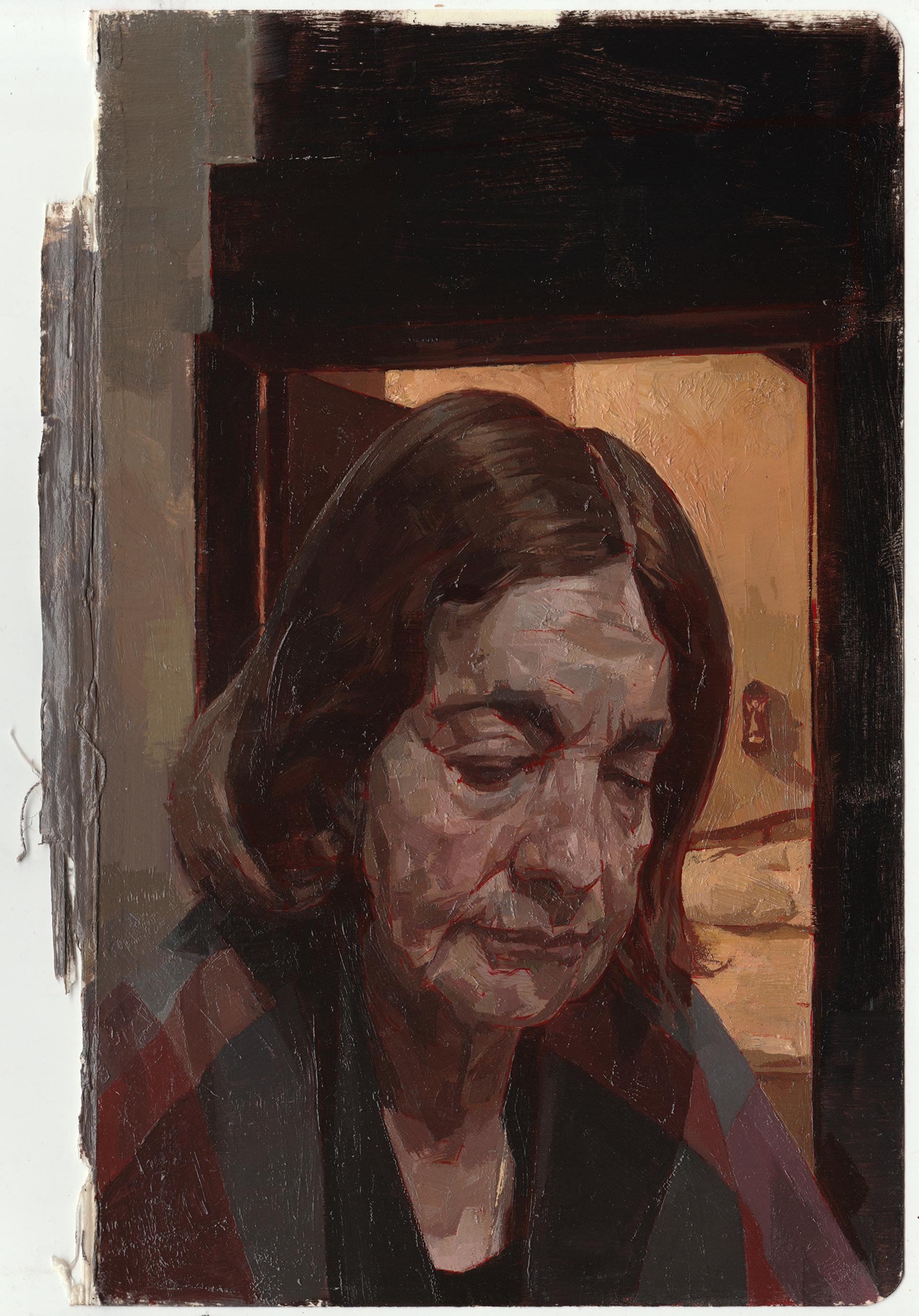 Mama, Interior by Nicolas Uribe