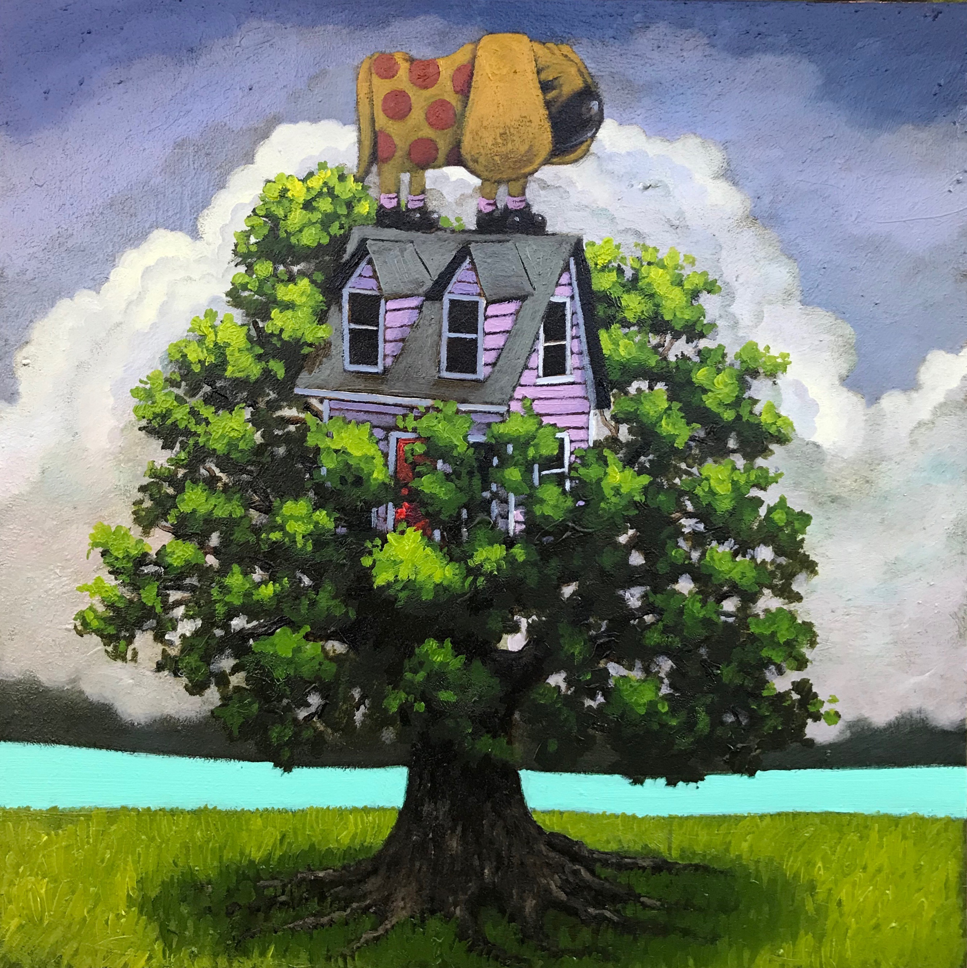 Doug House by Matt Lively