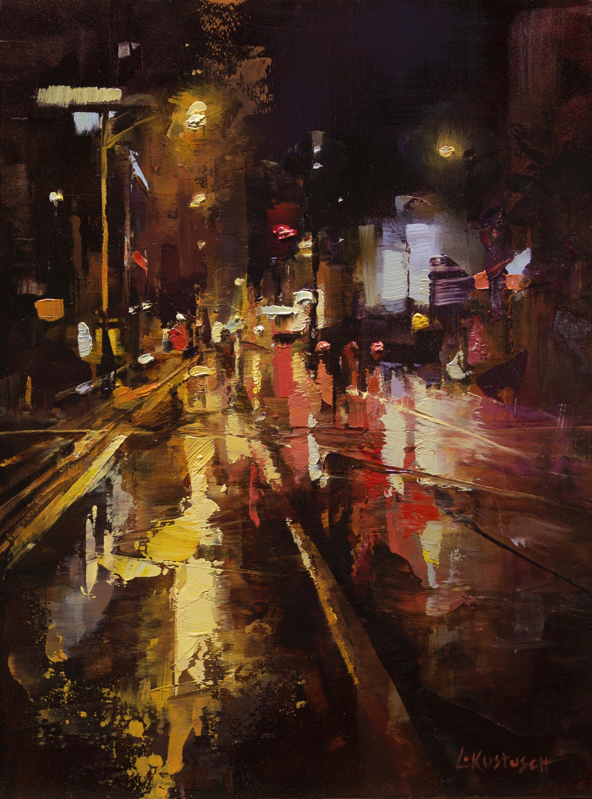 Autumn Storm by Lindsey Kustusch