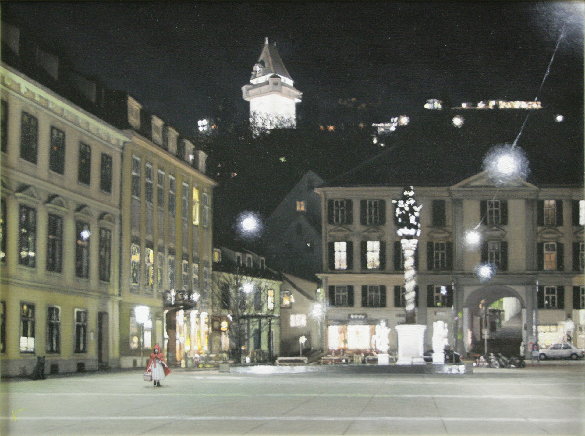 Little Red in the Hood (Graz, Austria) by Nobuhito Tanaka