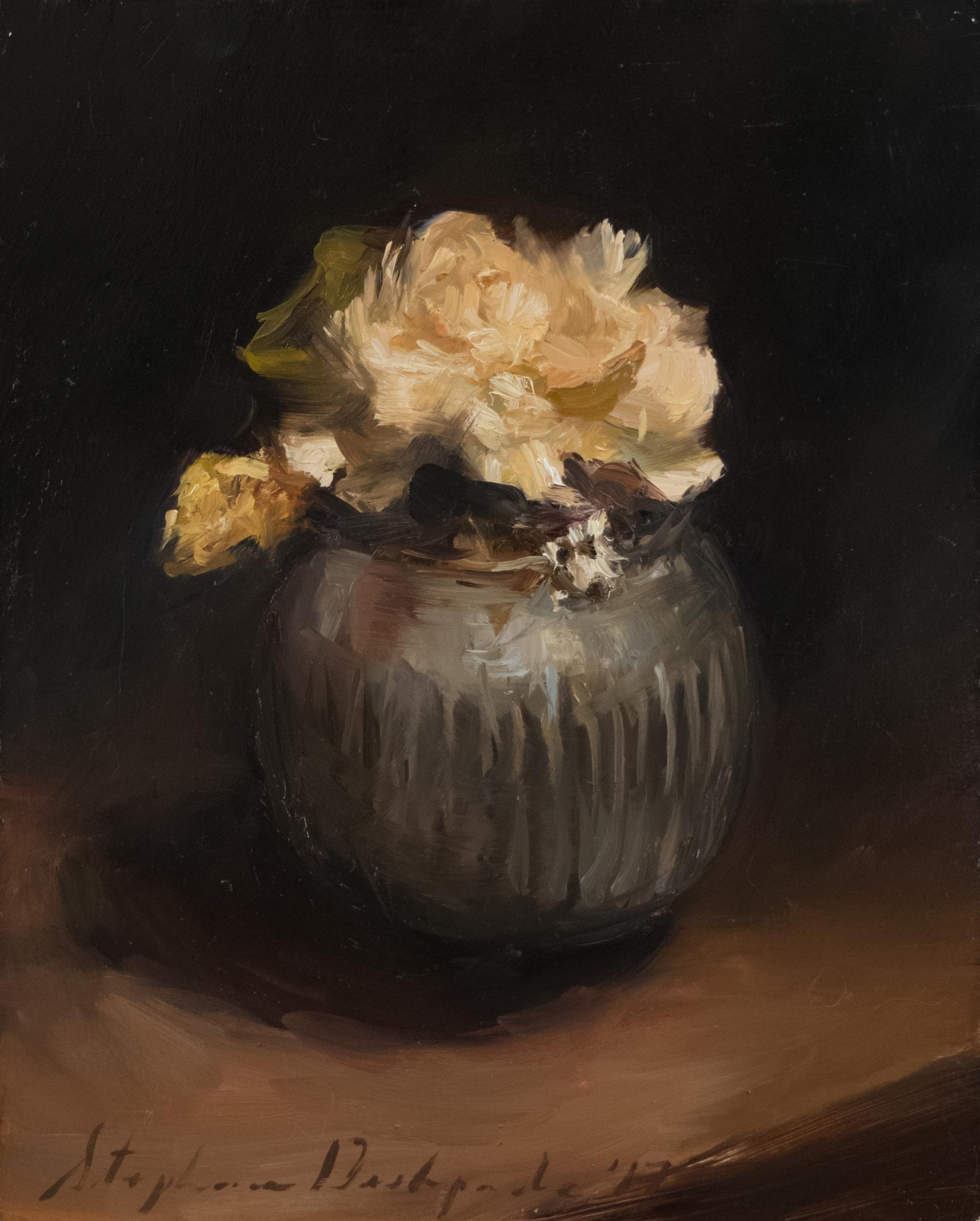 Dried Flowers by Stephanie Deshpande