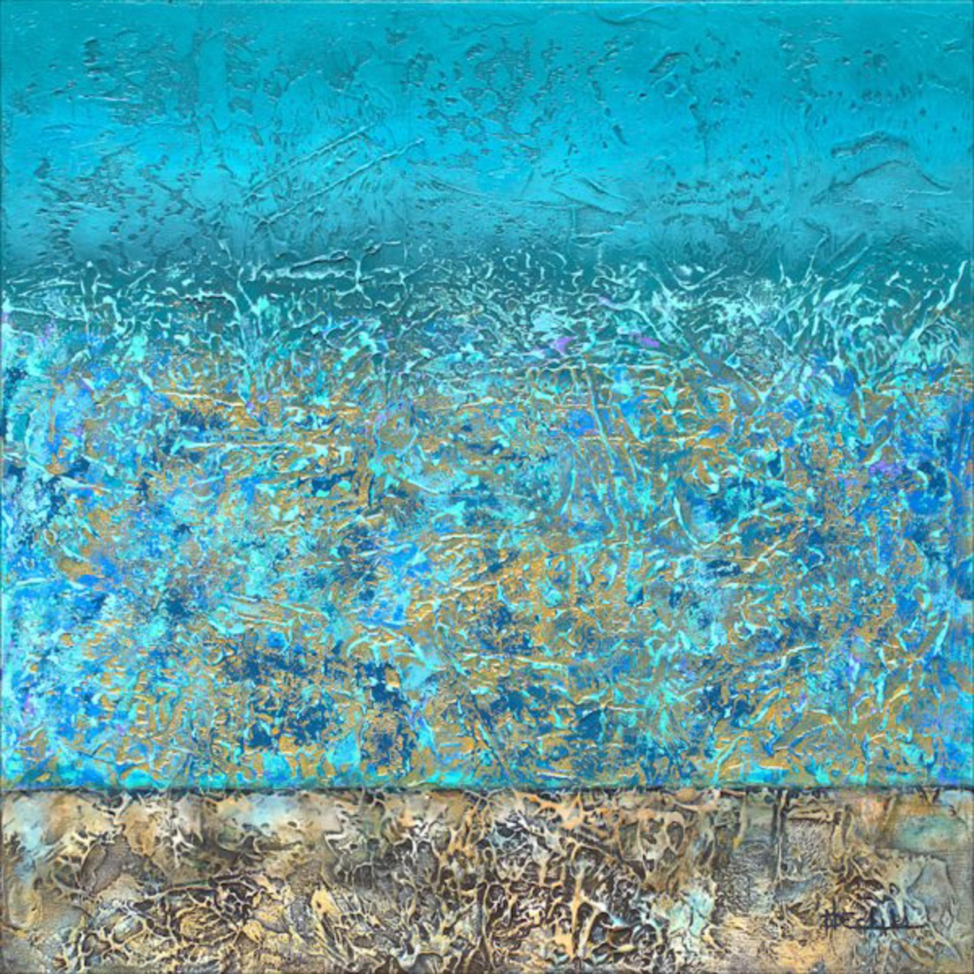 Seaside Glimmer by Nancy Eckels