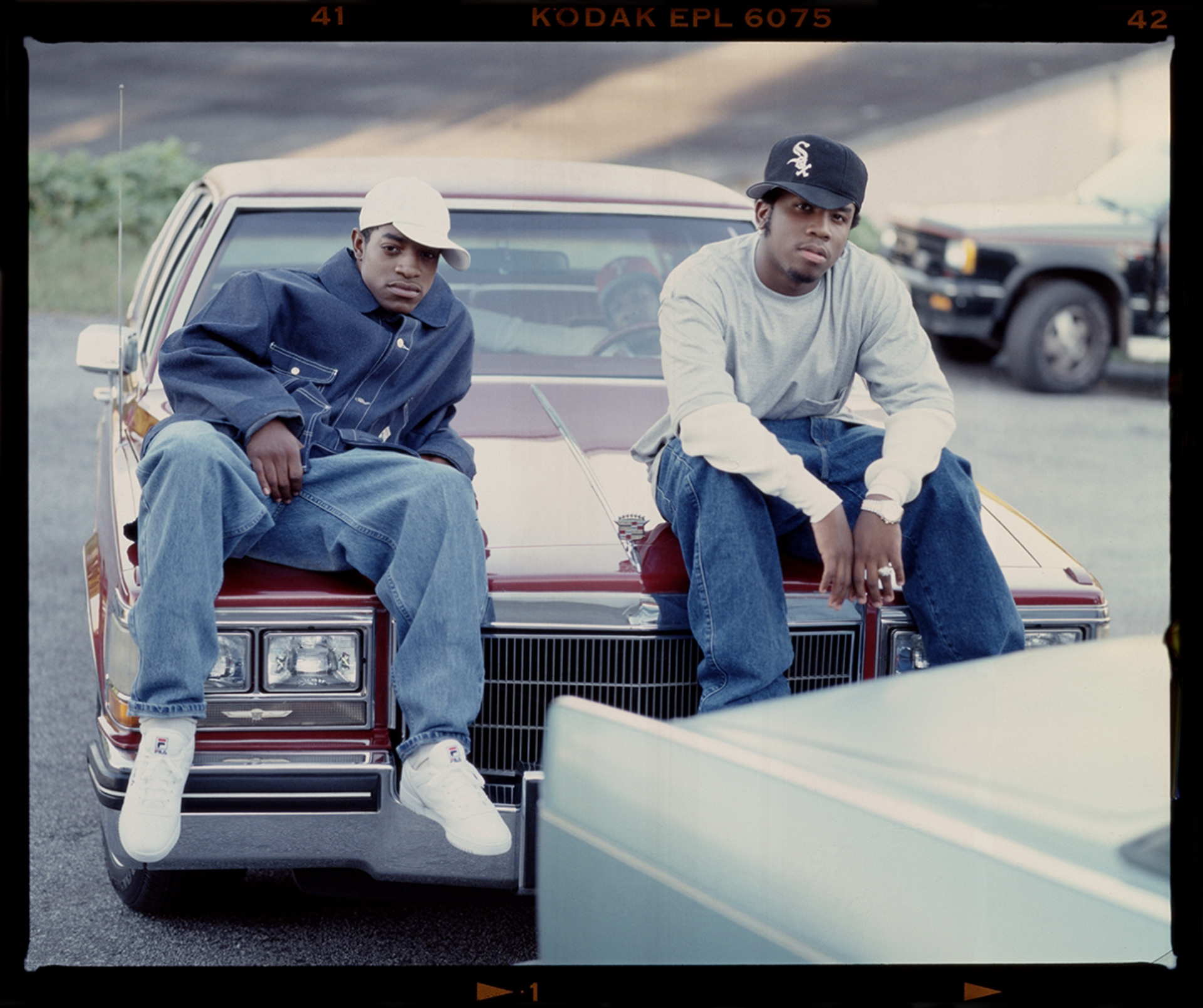 93125 Outkast On the Cadillac F16 color by Timothy White