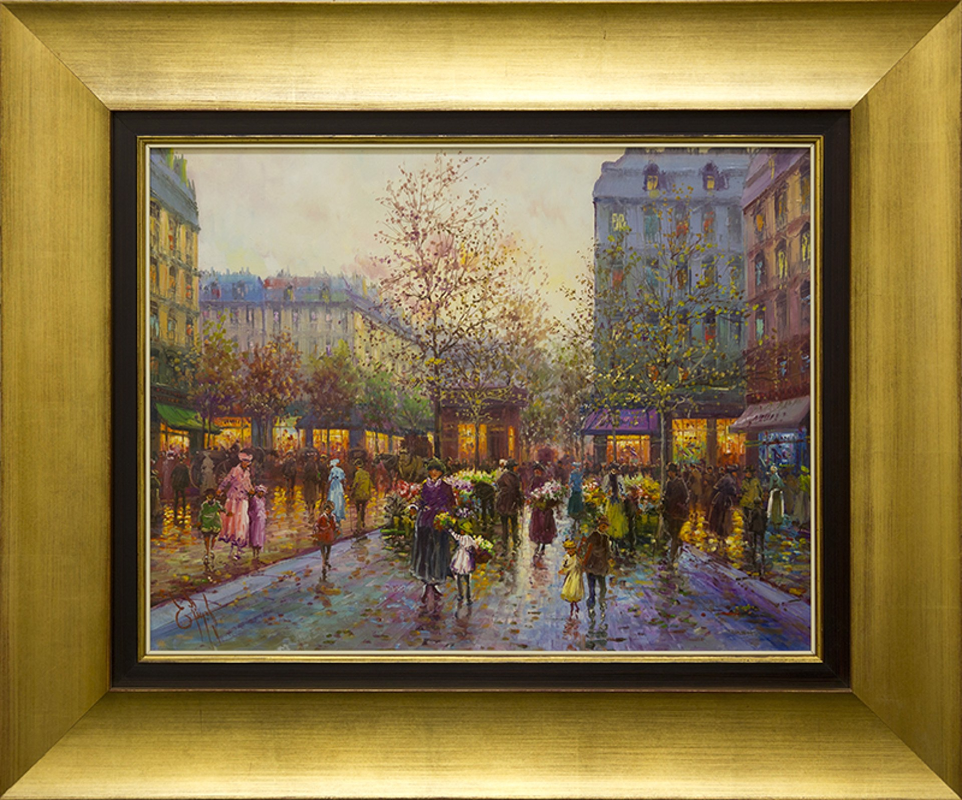 Truly Paris by Emilio Payes