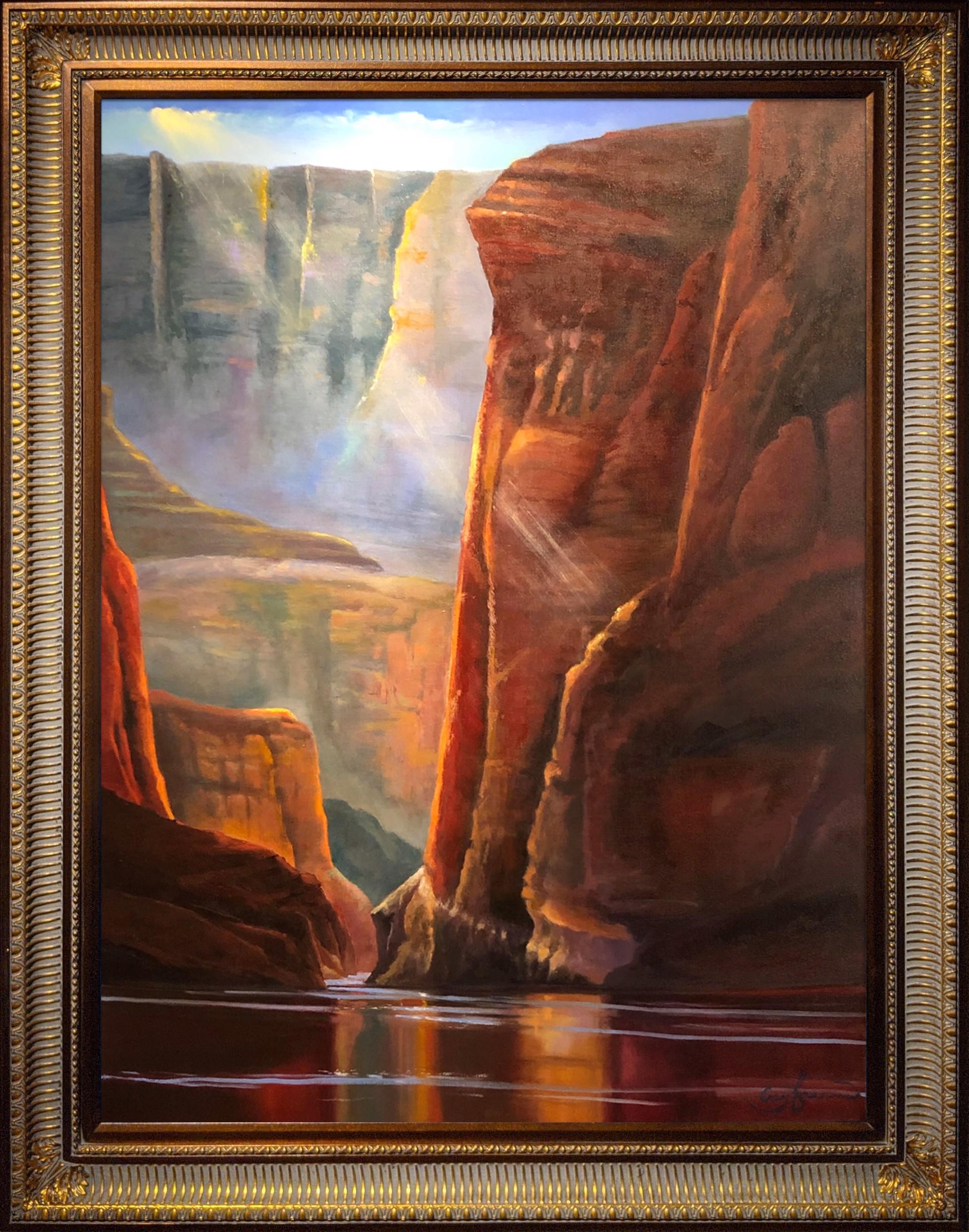 Peaceful Reflection by Craig Freeman
