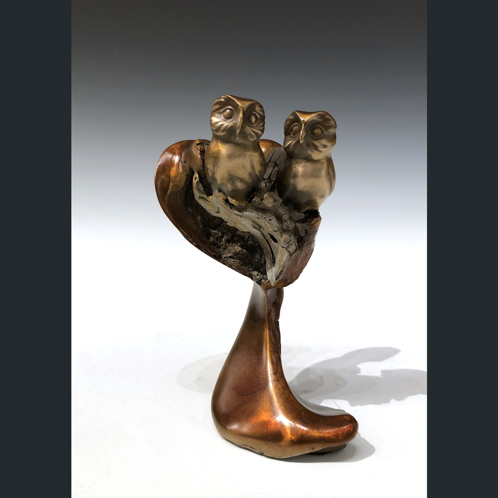 Gentle Heart Collectible by J. Christopher White