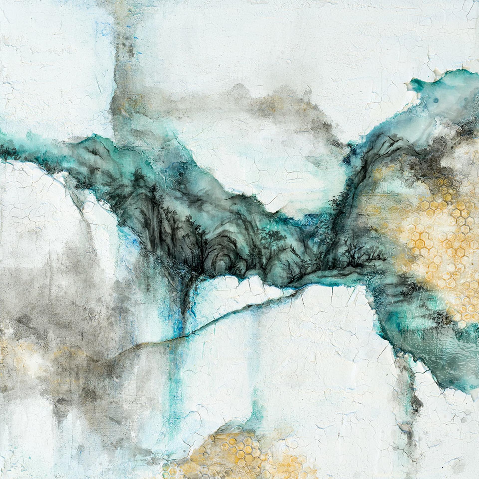 Chasm II by Cindy Shih
